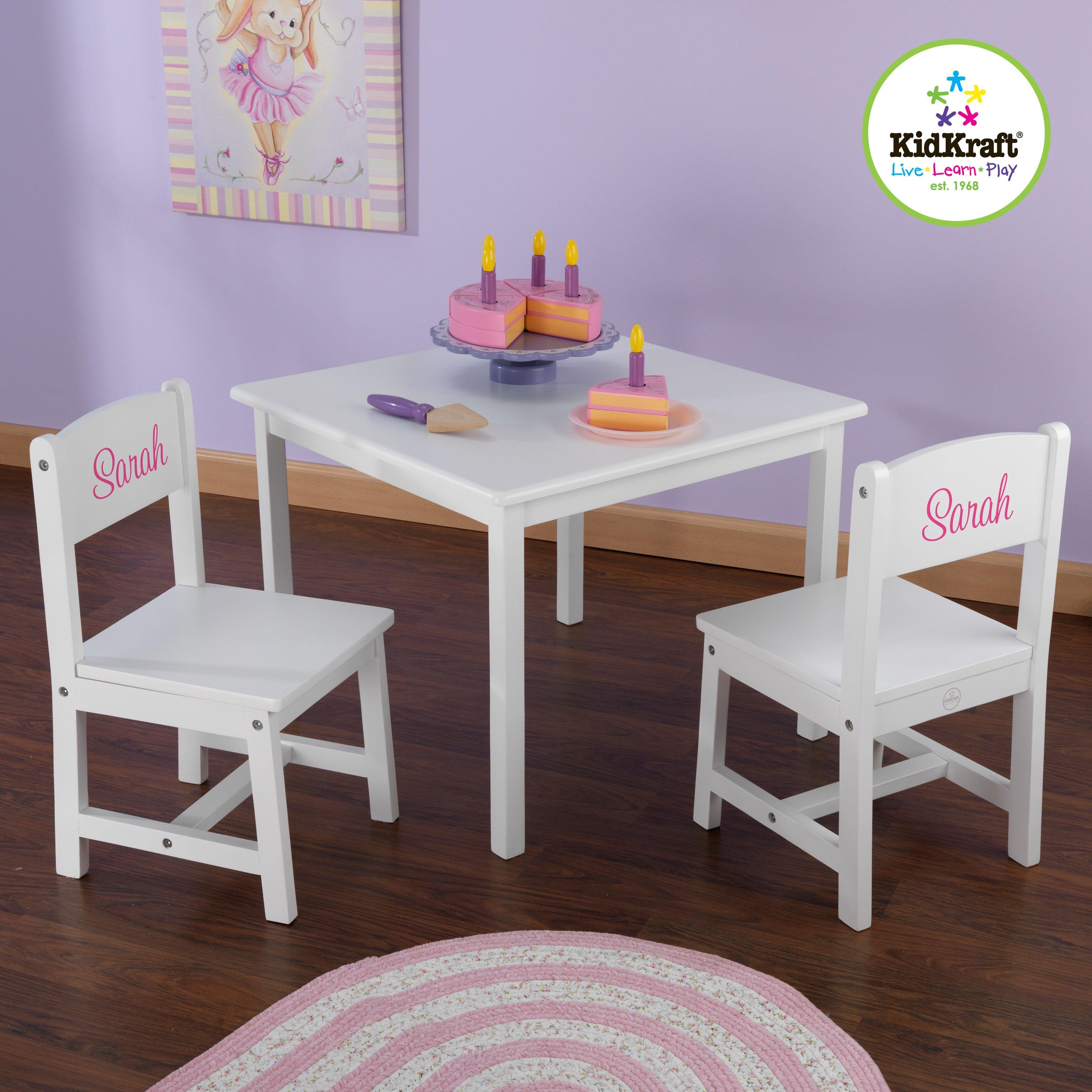 Amazing Kidkraft Aspen Chair White Kid Craft Table Inspirational Ncnpc Chair Design For Home Ncnpcorg