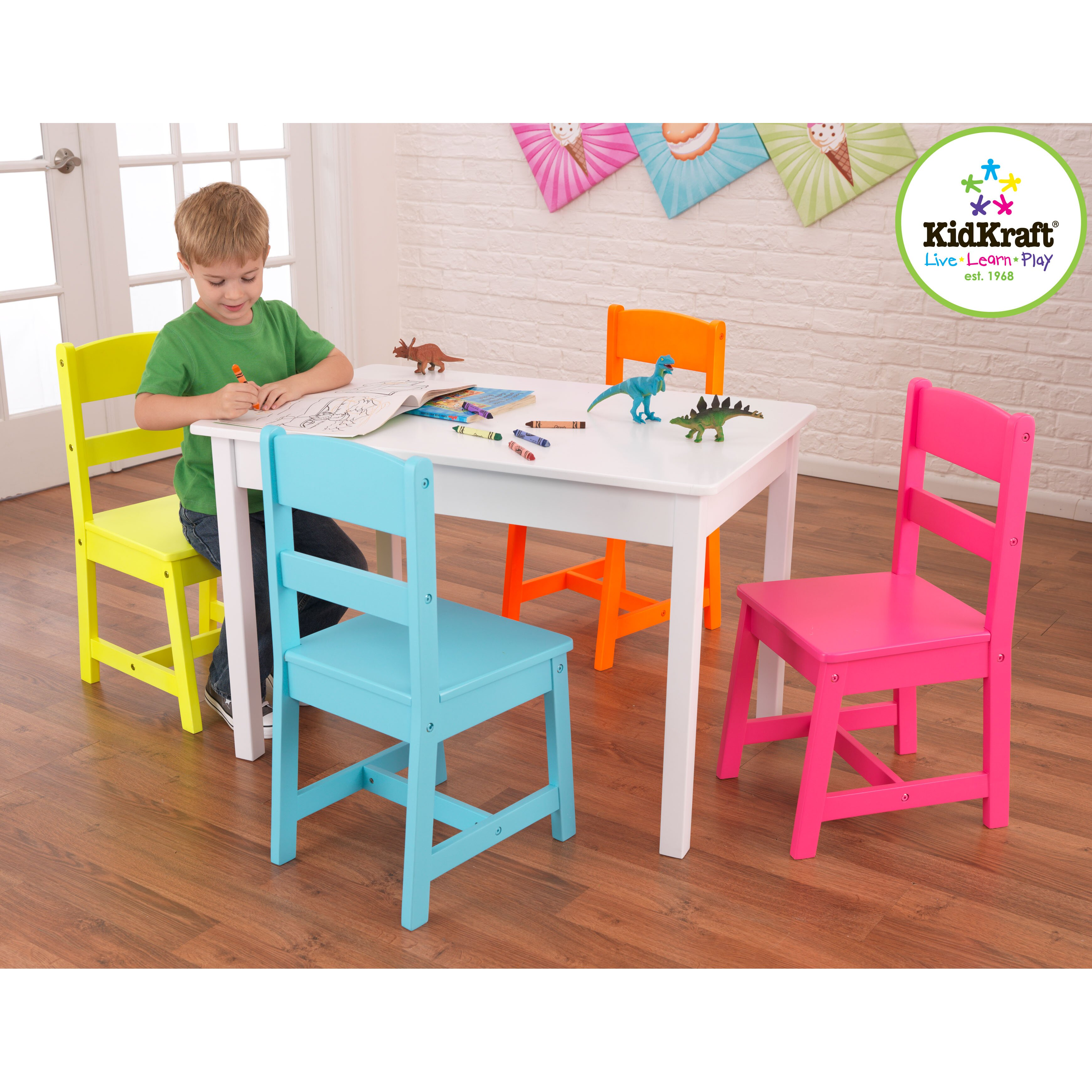 Awesome Kidkraft Table and Chair Set Chairs and Sofa Ideas