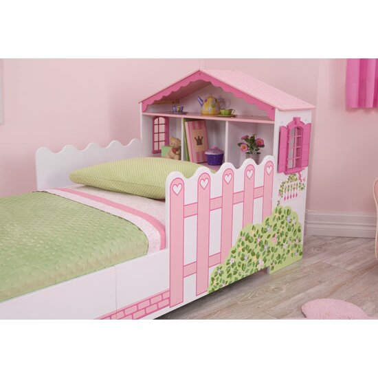 KidKraft Dollhouse Toddler Bed Amp Reviews