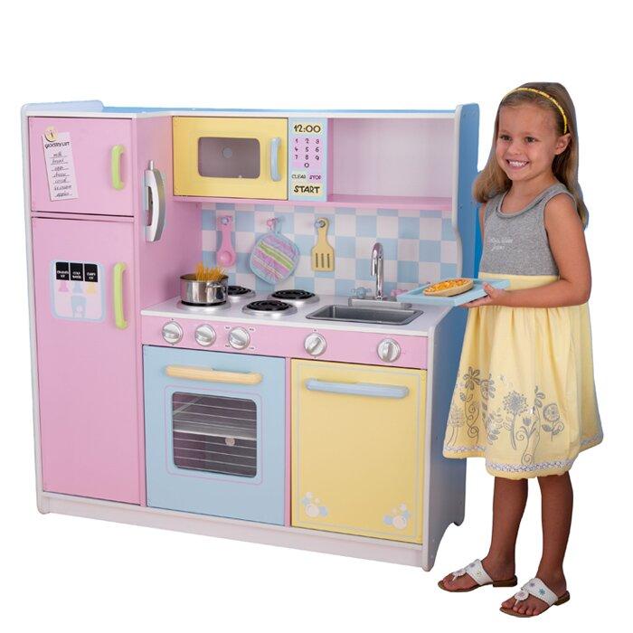 Kidkraft Pastel Kitchen Reviews