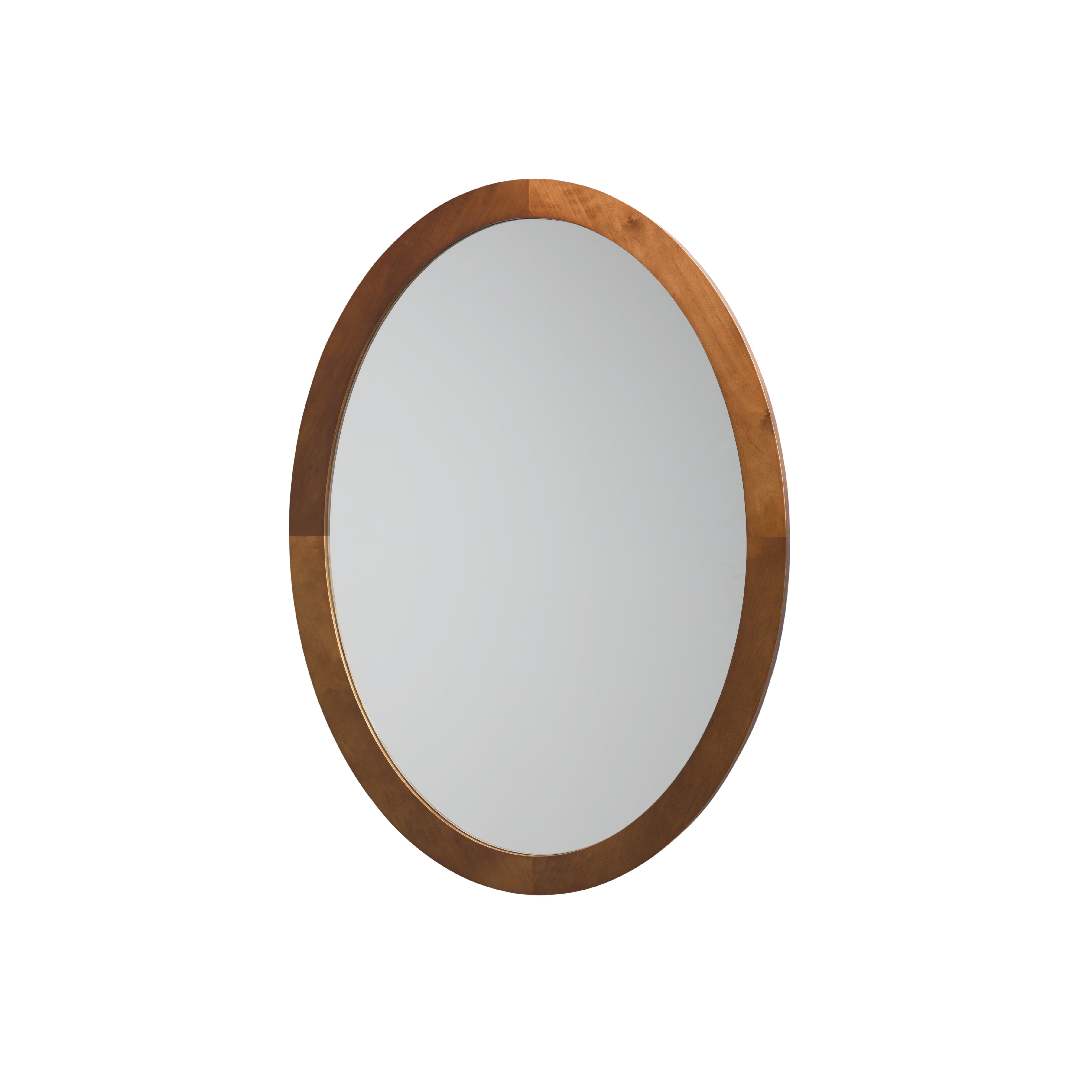 Ronbow oval wall mirror reviews wayfair for Oval wall mirror