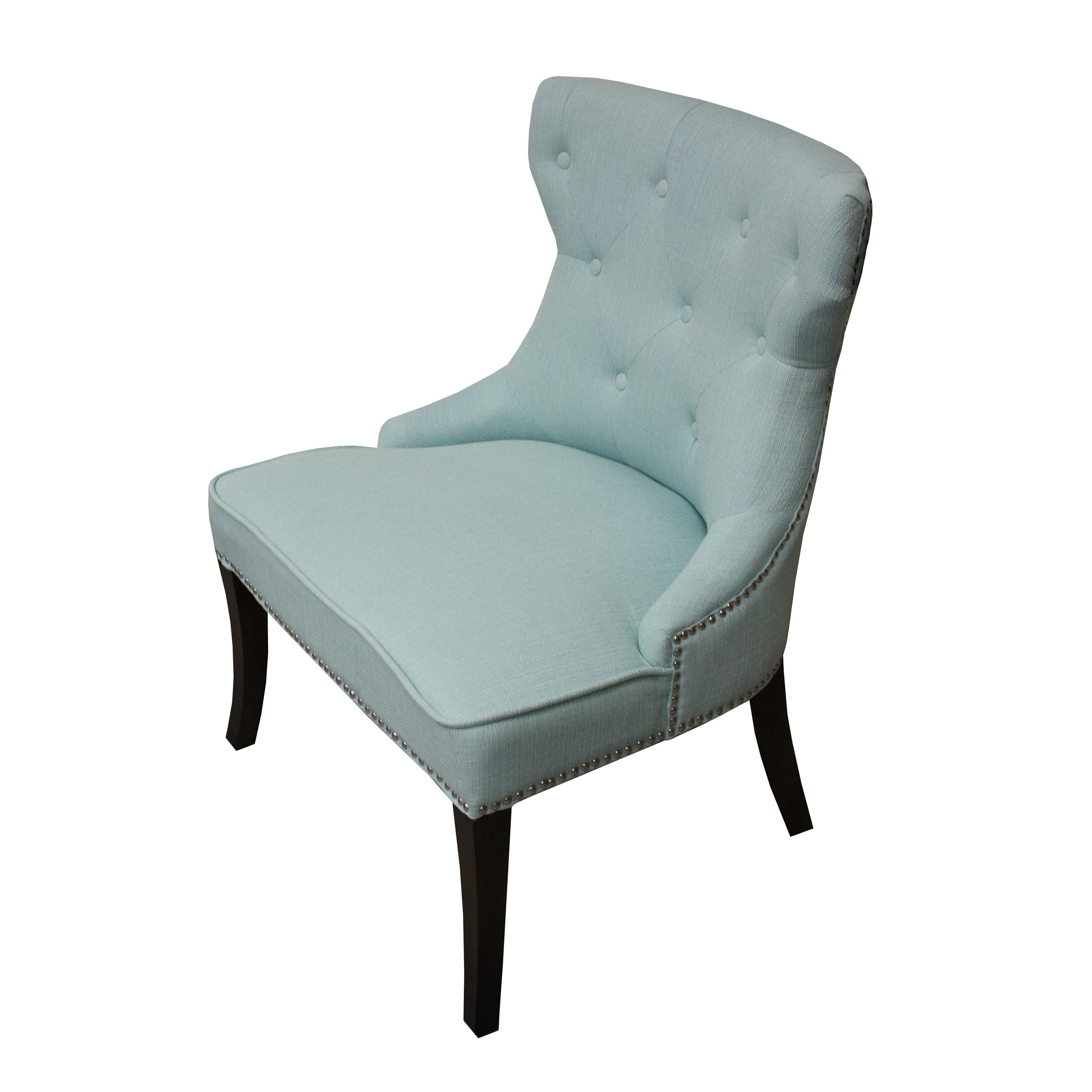 Hd Couture Mischa Stallion Damask Side Chair Wayfair