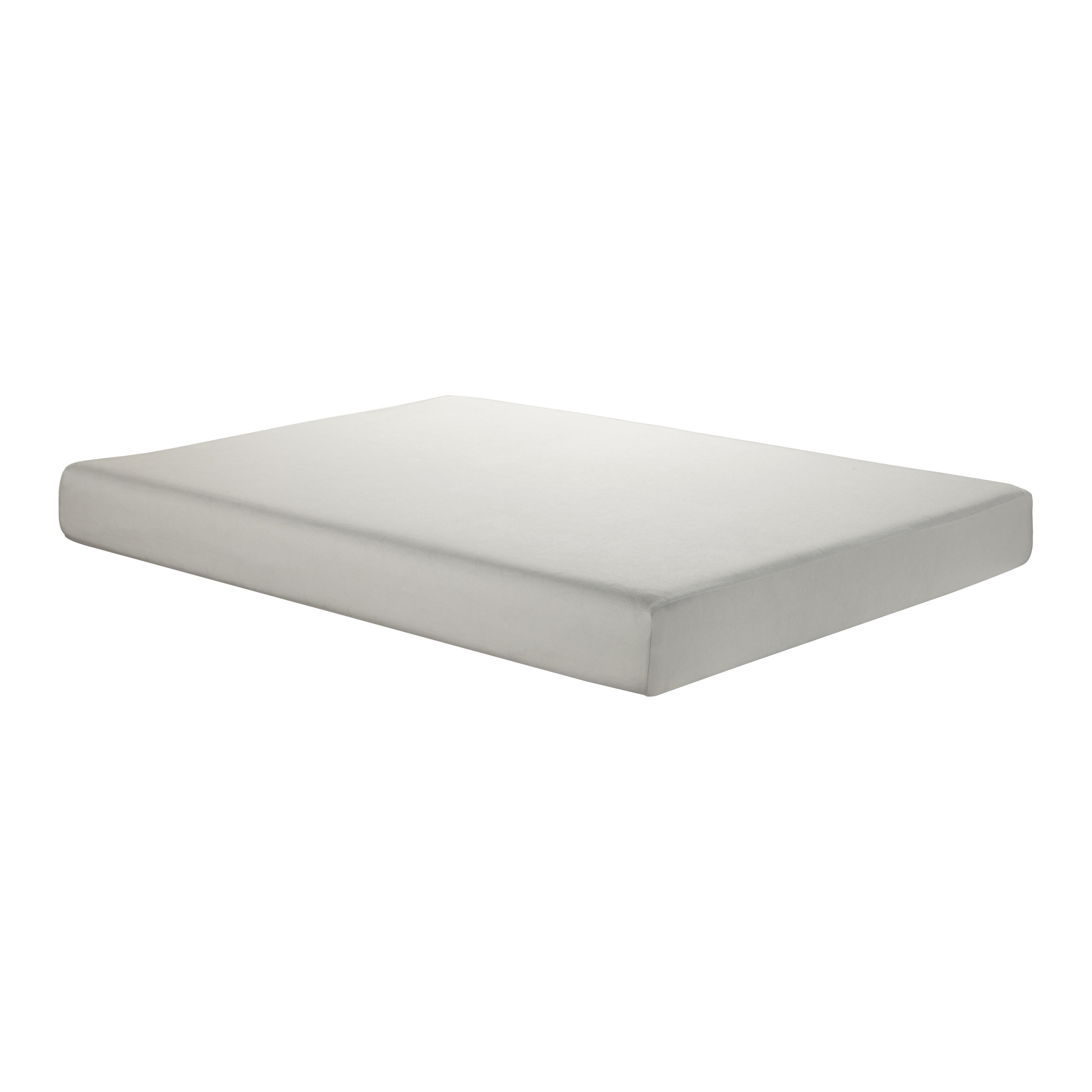 Blissfulnights Visco 8 Memory Foam Mattress Reviews Wayfair