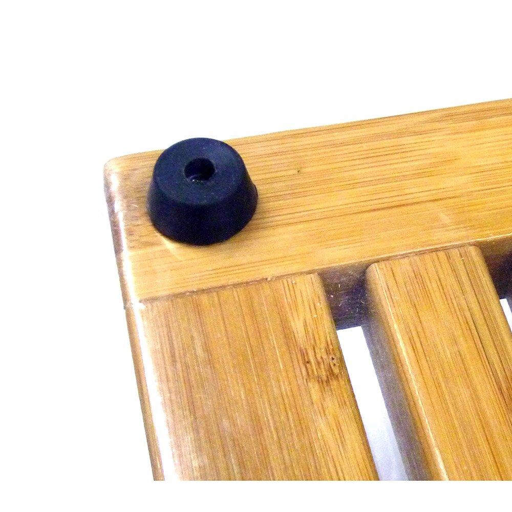 Tectron Bamboo Bath Mat Reviews Wayfair