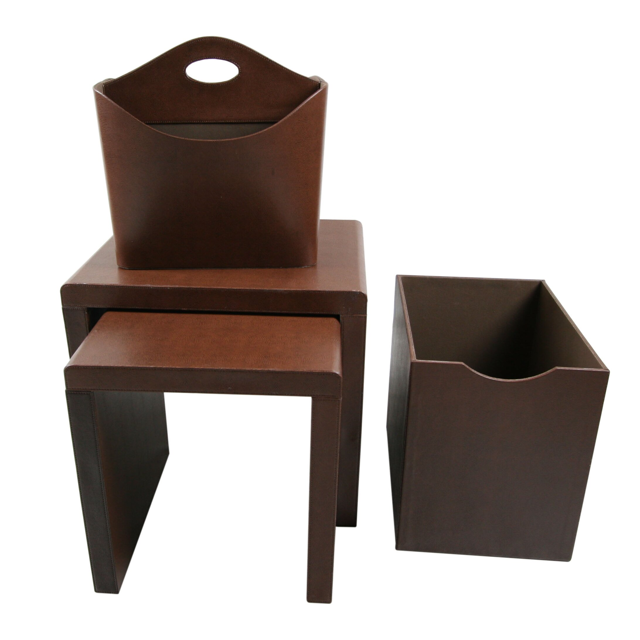 Furniture Living Room Furniture Nesting End Tables Upscale Designs . Full resolution  photo, nominally Width 2184 Height 2184 pixels, photo with #6C3E2B.