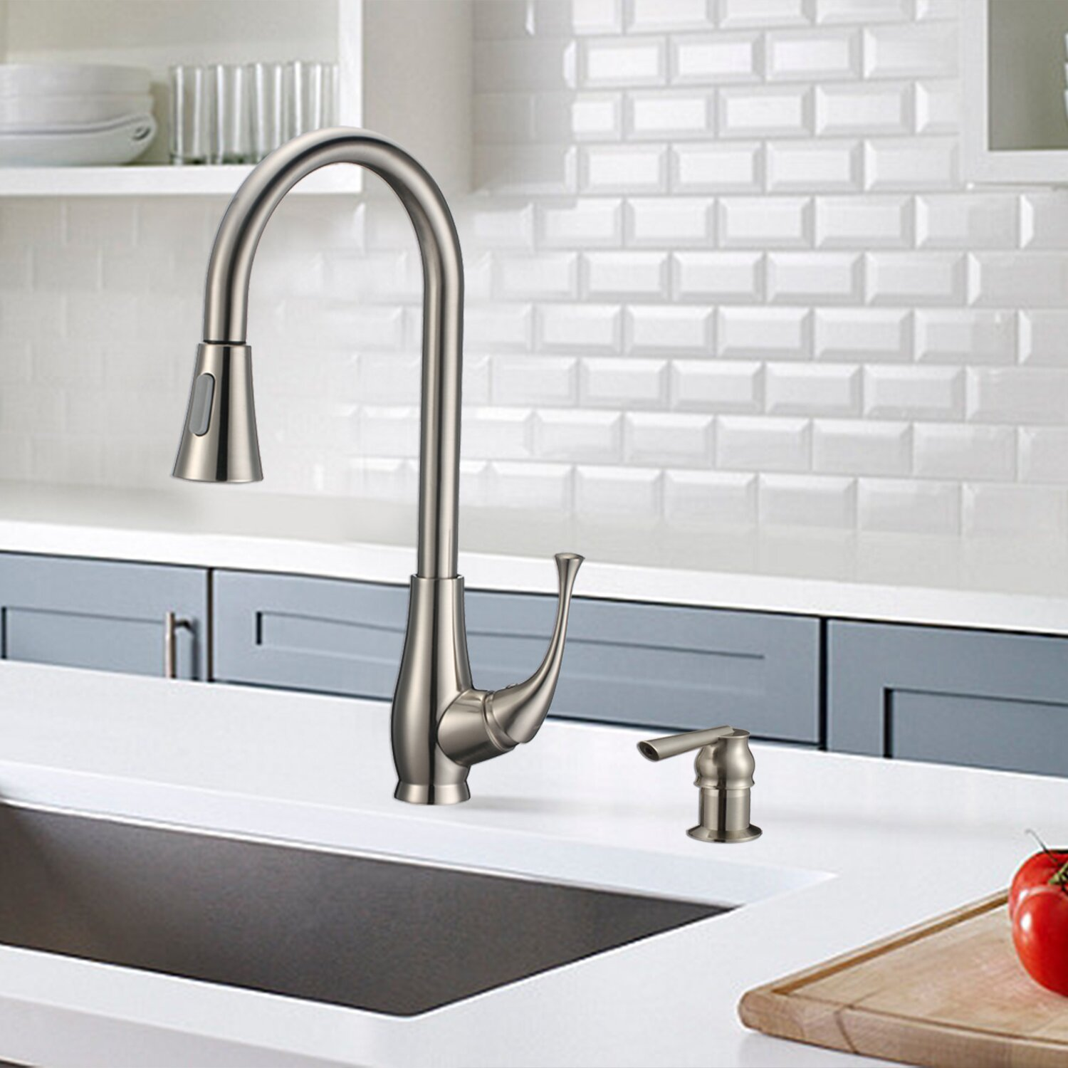 upscale designs by ema single handle kitchen faucet with upscale designs by ema single handle deck mounted kitchen