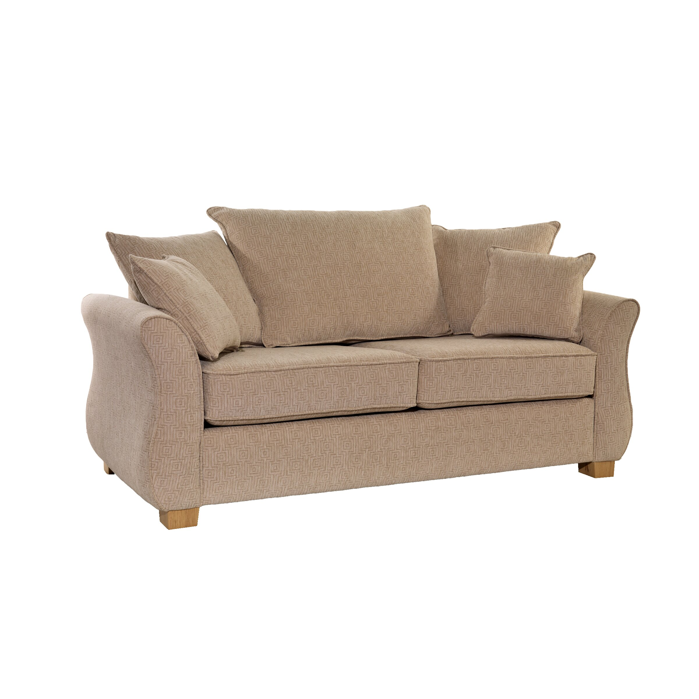 Uk Icon Design Regal 2 Seater Fold Out Sofa Wayfair Uk