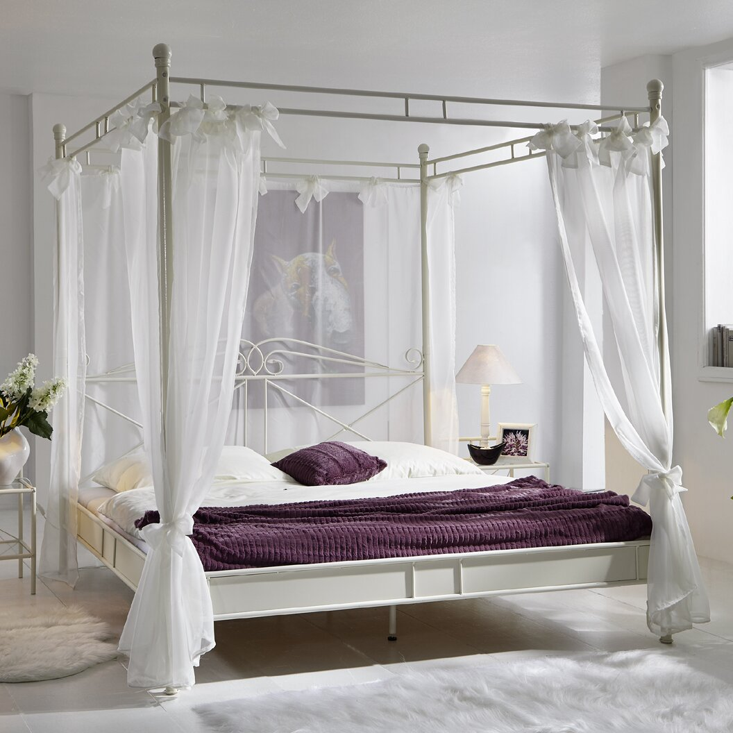 sam stil art m bel gmbh himmelbett viola. Black Bedroom Furniture Sets. Home Design Ideas