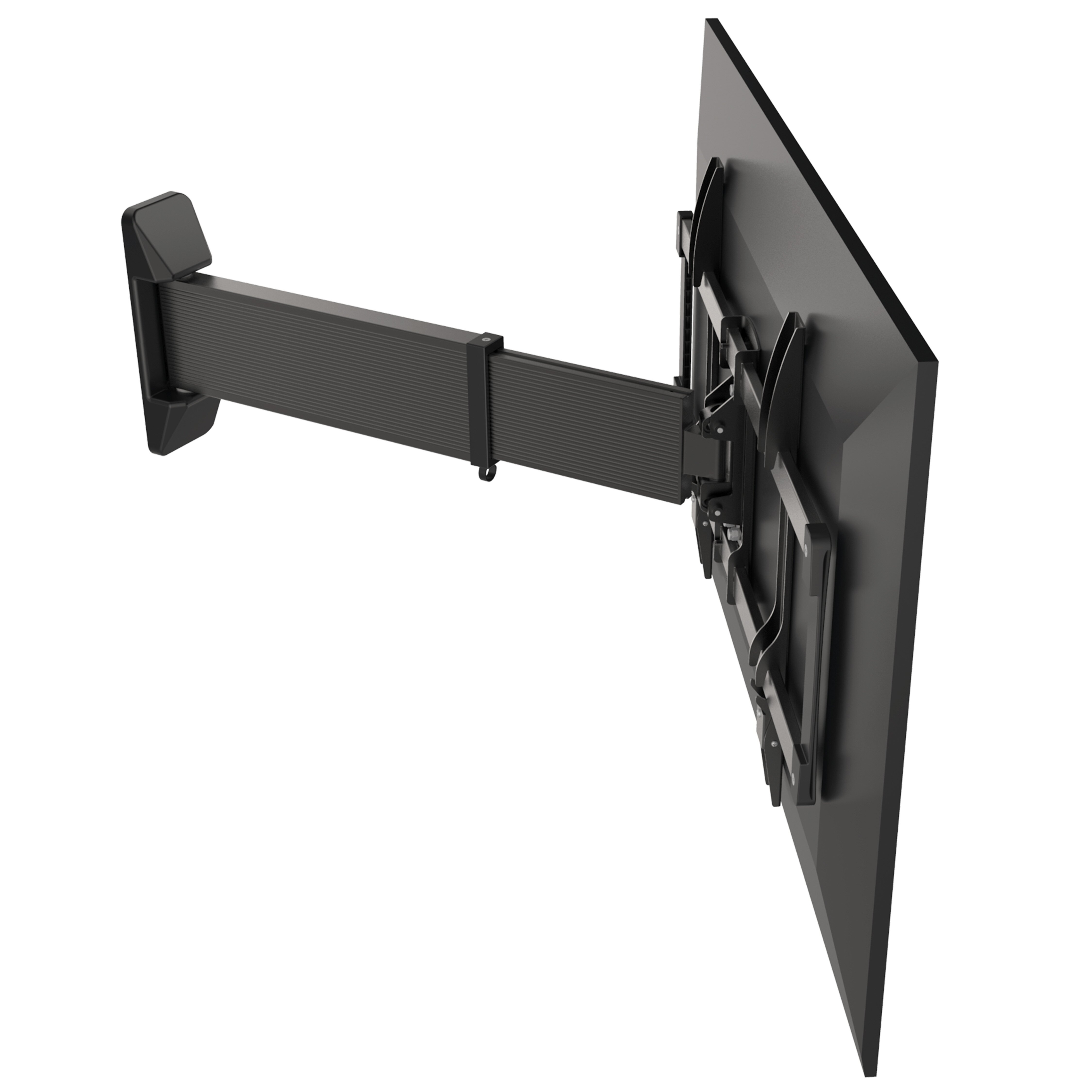 gforce full motion unviersal wall mount for 37 70 flat panel screens reviews. Black Bedroom Furniture Sets. Home Design Ideas