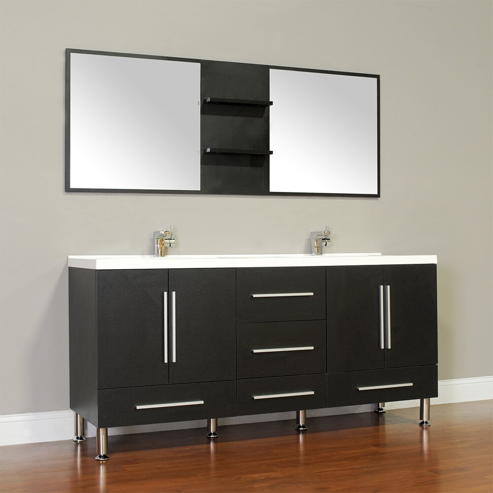 modern vanity sets