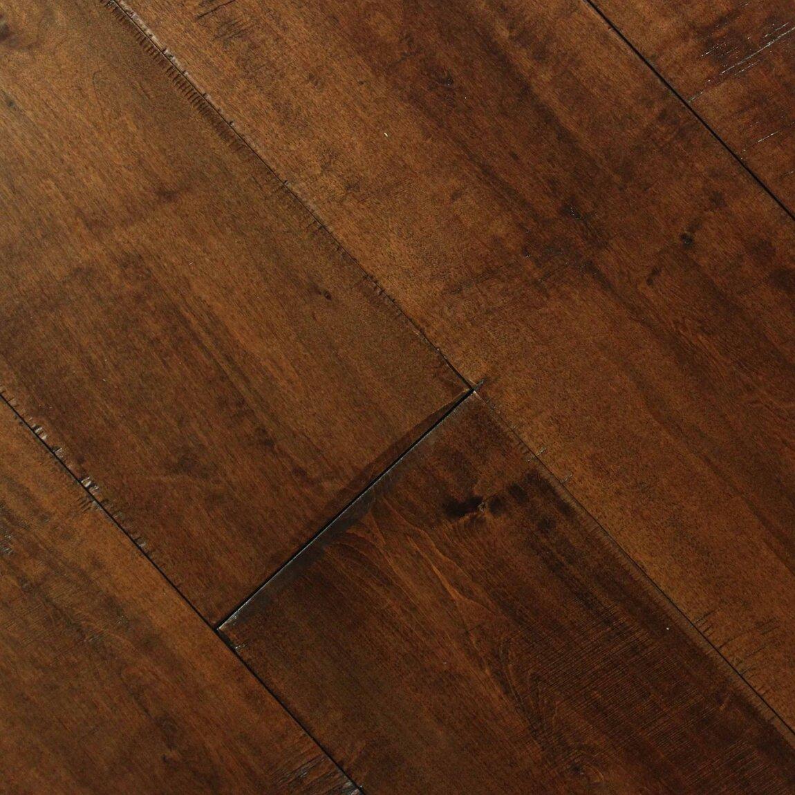 Albero Valley Farmhouse 7 1 2 Quot Engineered Maple Hardwood