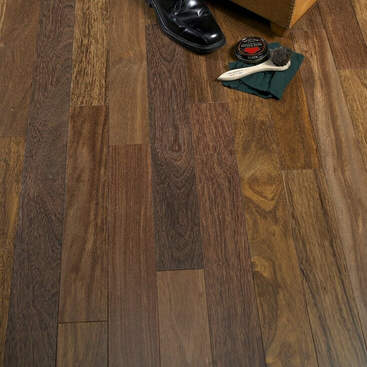 "Albero Valley 5"" Solid Sucupira Hardwood Flooring In"