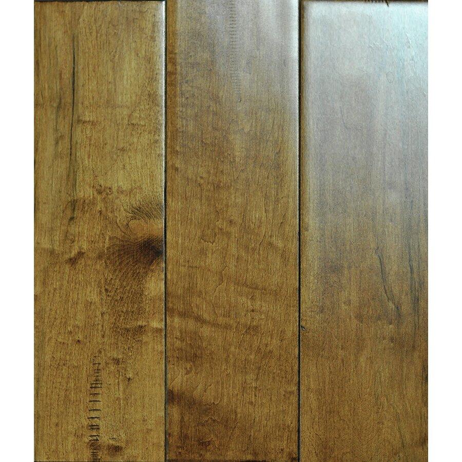 Albero Valley 4 75 Quot Maple Hardwood Flooring In Burlap
