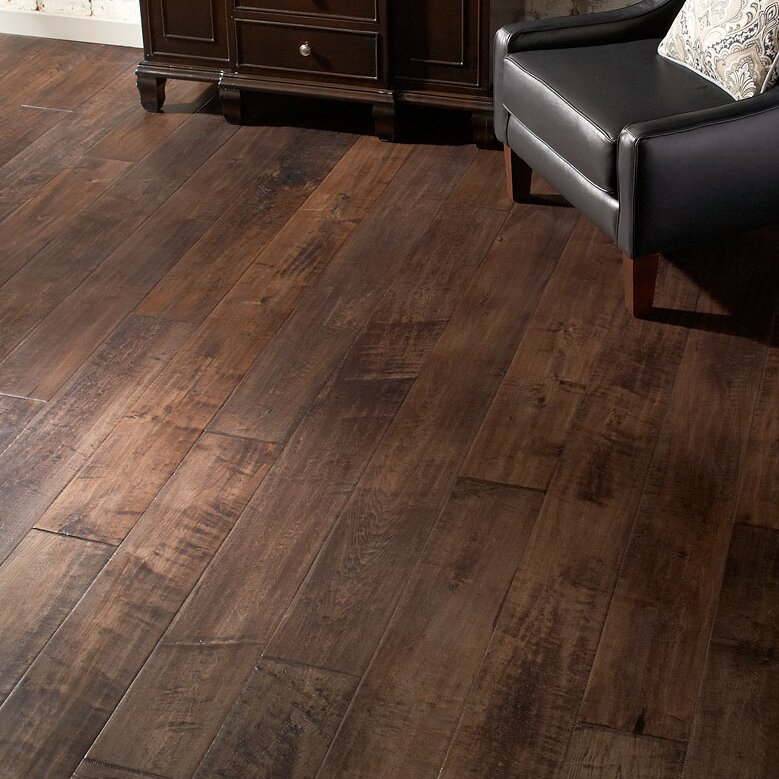 "7 Best Images About Hardwood Floors On Pinterest: Albero Valley Farmhouse 7-1/2"" Engineered Maple Hardwood"