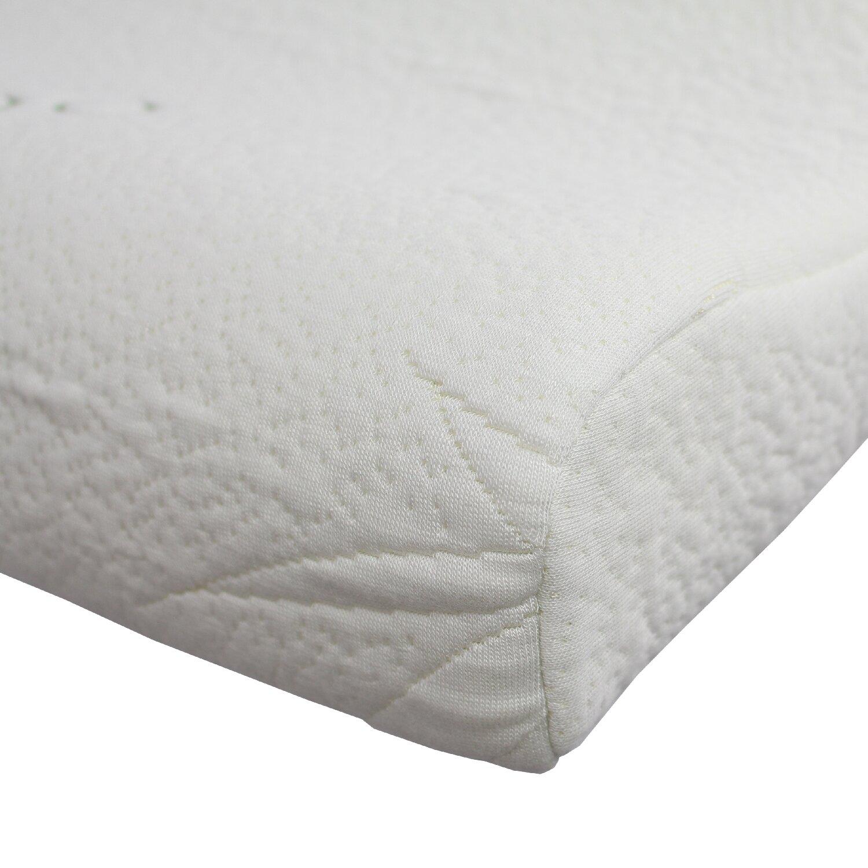 Sinomax Memory Foam Traditional Travel Pillow : Sinomax Natural Touch Bamboo Rayon Memory Foam Queen Pillow & Reviews Wayfair