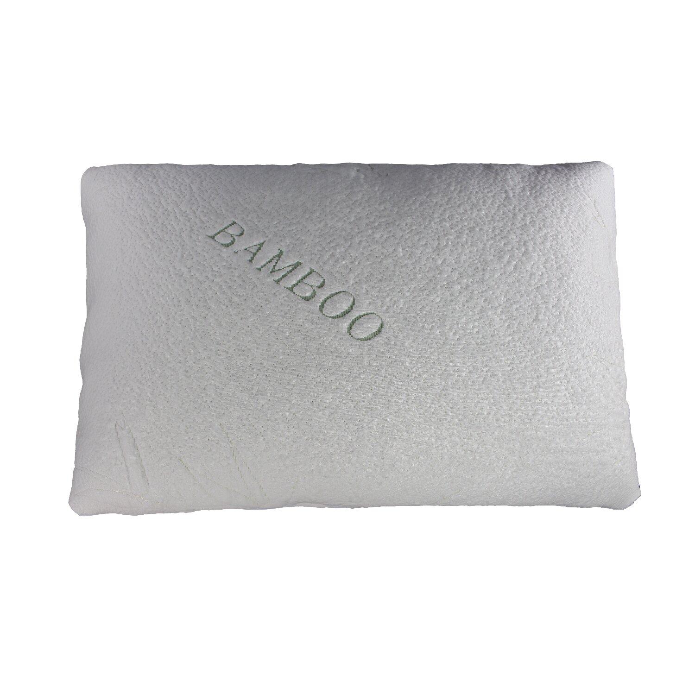Sinomax Natural Touch Bamboo Rayon Memory Foam Traditional Pillow & Reviews Wayfair