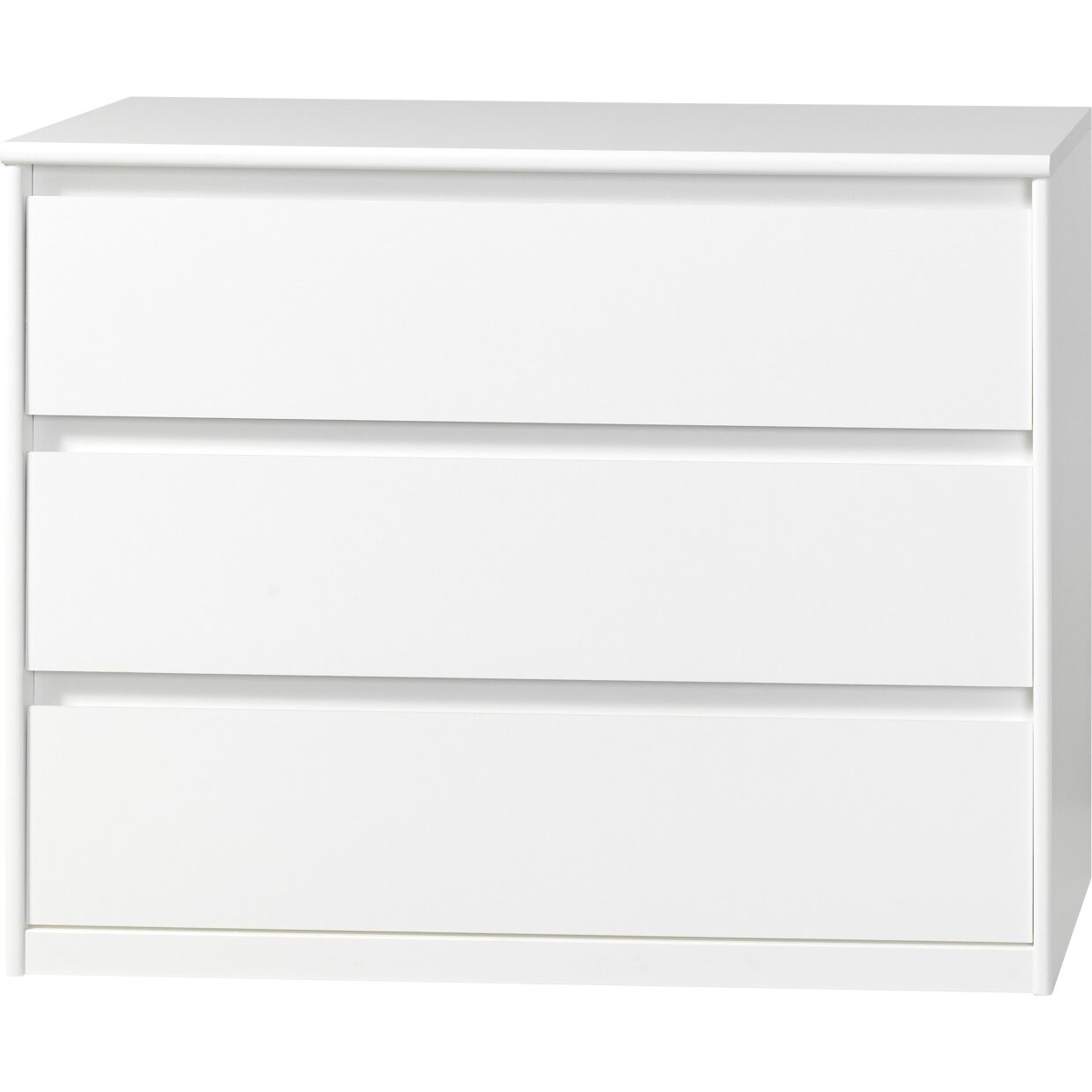 cs schmal soft smart 3 drawer chest of drawers reviews wayfair uk. Black Bedroom Furniture Sets. Home Design Ideas