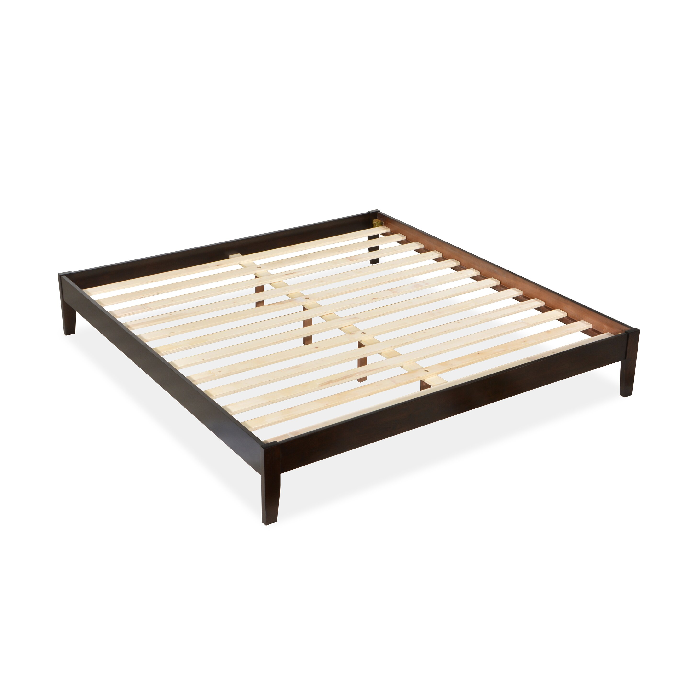 Futon Platform Bed Frame Solid Wood