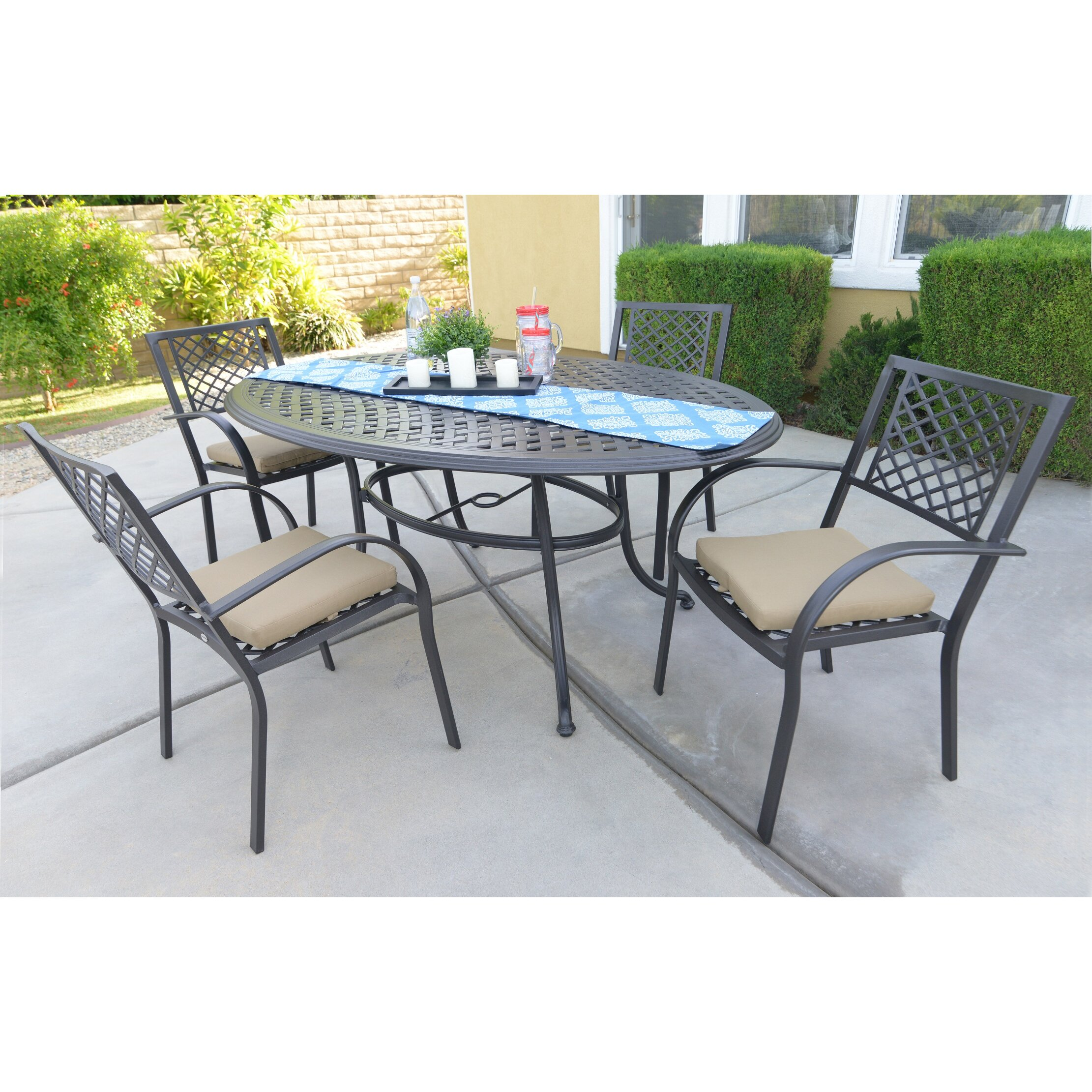 Patio Furniture Miami Outlet Patio Things Ecosmart Brown