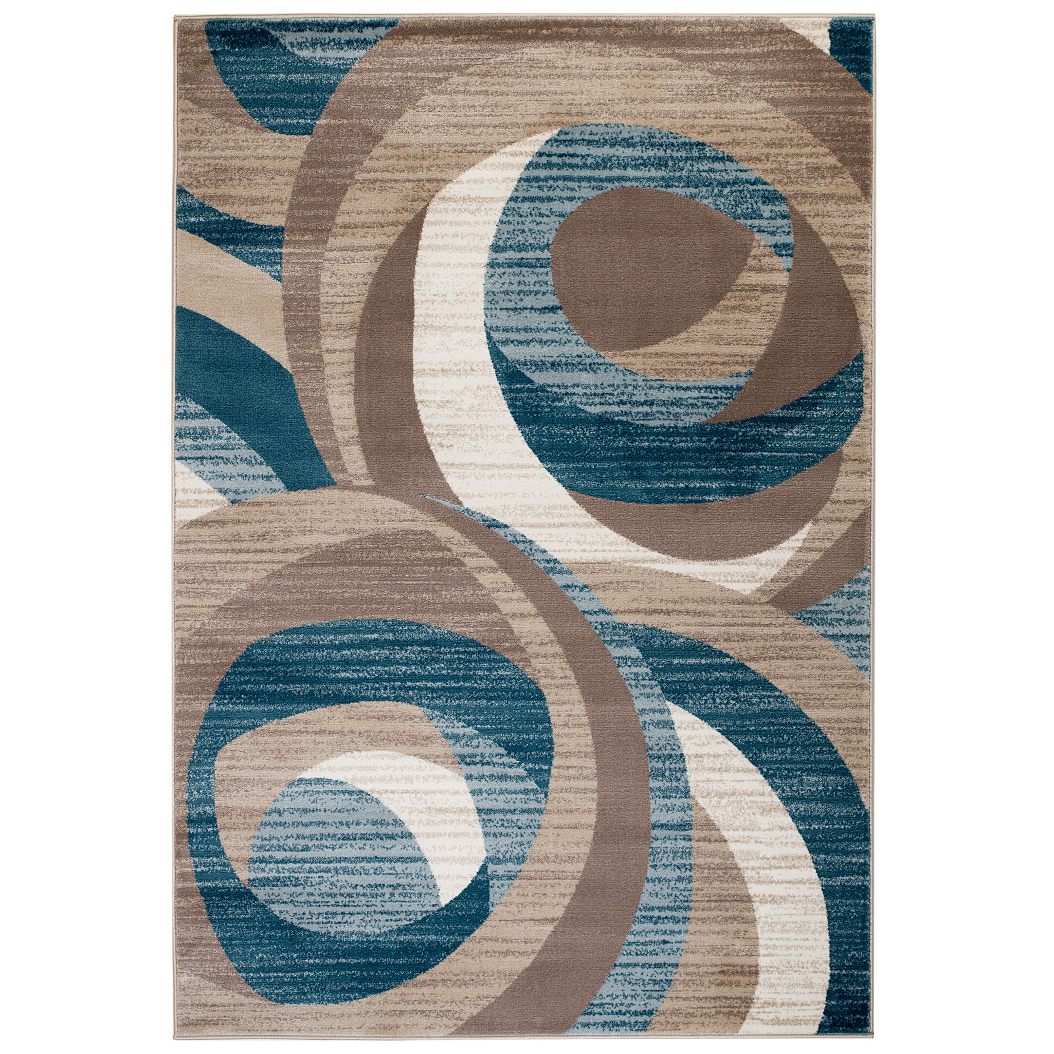 Rug And Decor Inc Summit Turquoise Area Rug Amp Reviews