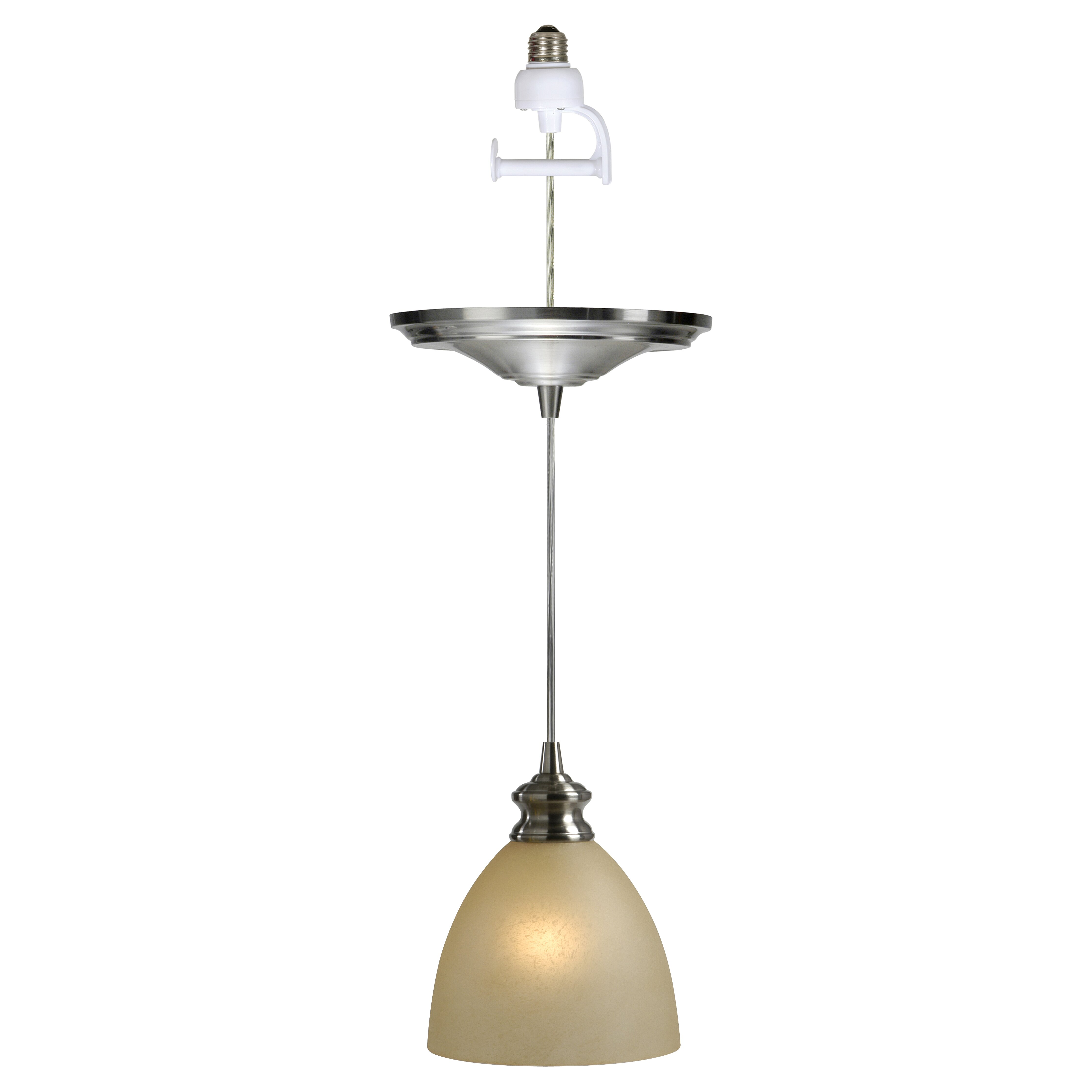 WorthHomeProducts Instant 1 Light Mini Pendant