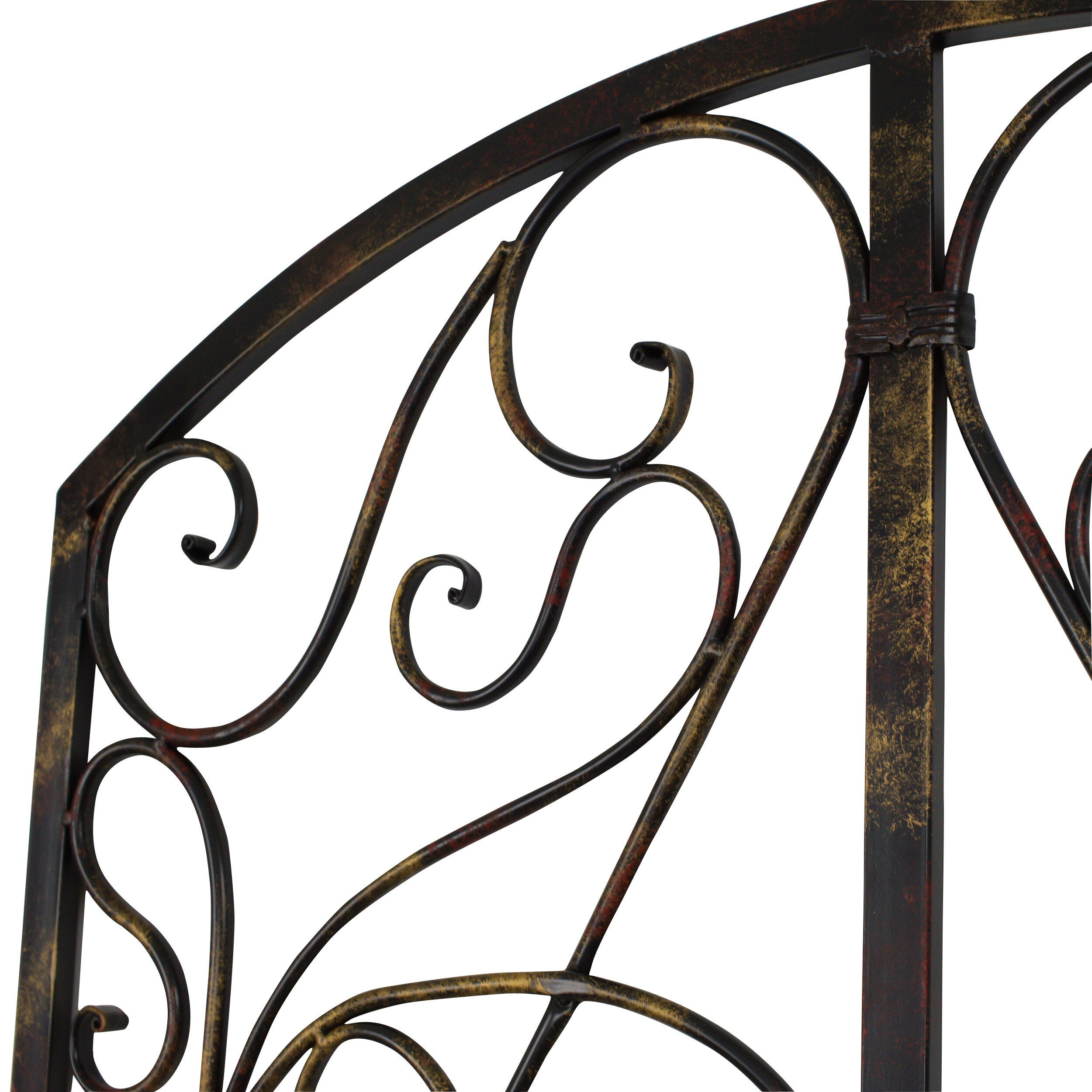 panel decorative luxurious iron fences a grey pattern ornate on feat exteriors panels walls concrete door ornament railing lighting design balcony glass scroll wrought hand fence decor victorian forged awesome rustic ideas with fixtures style
