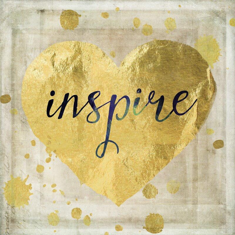 Mainline Art And Design : Buy art for less main line design quot inspire heart