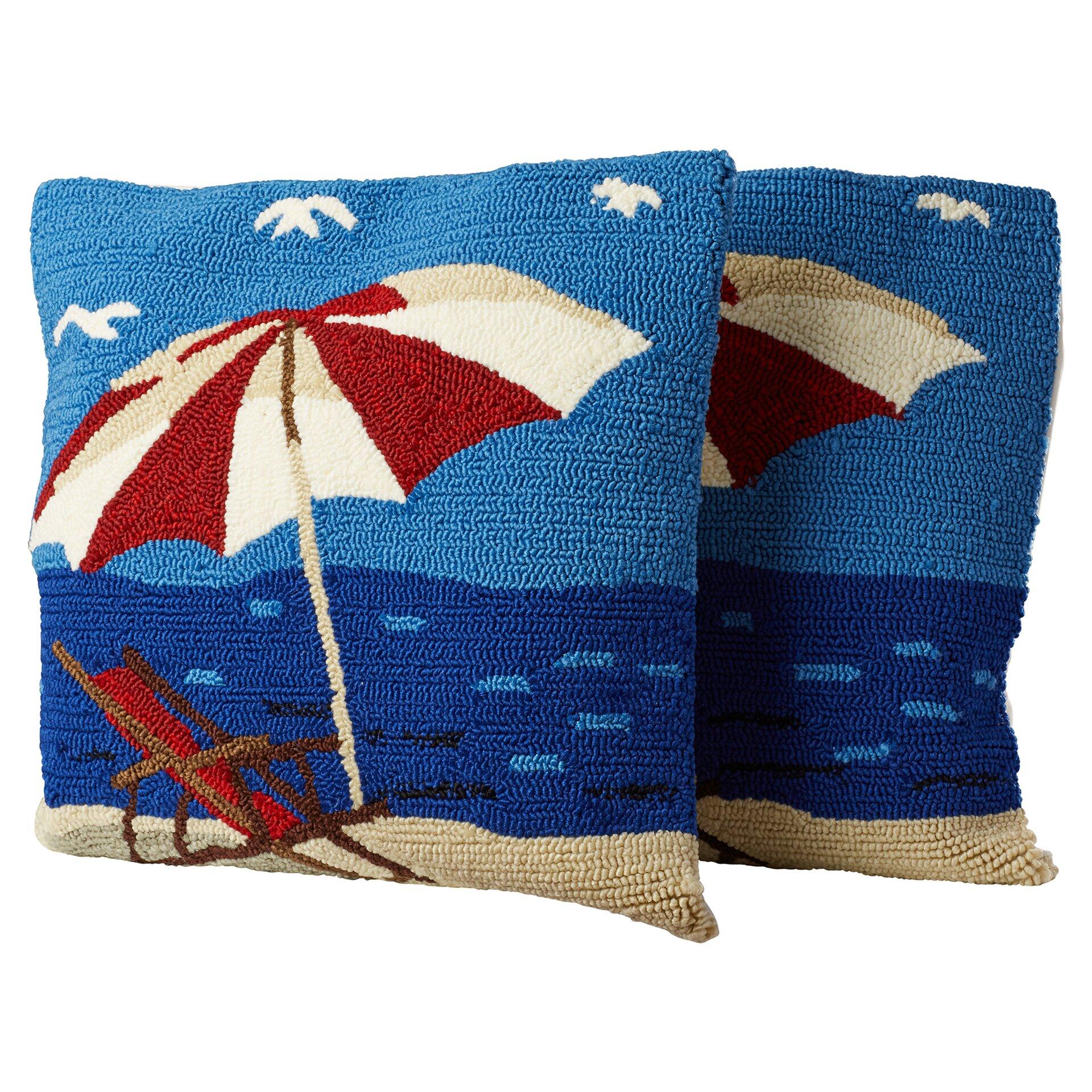 Breakwater Bay Hendersonville Lounge Decorative Indoor/Outdoor Throw Pillow & Reviews Wayfair