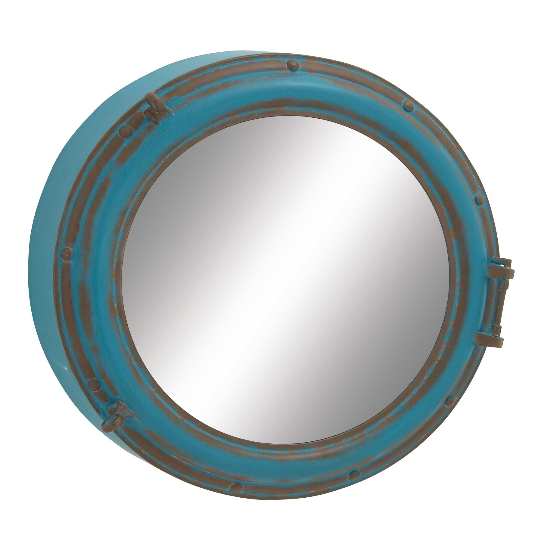 Breakwater Bay Prescott Round Wall Mirror Wayfair