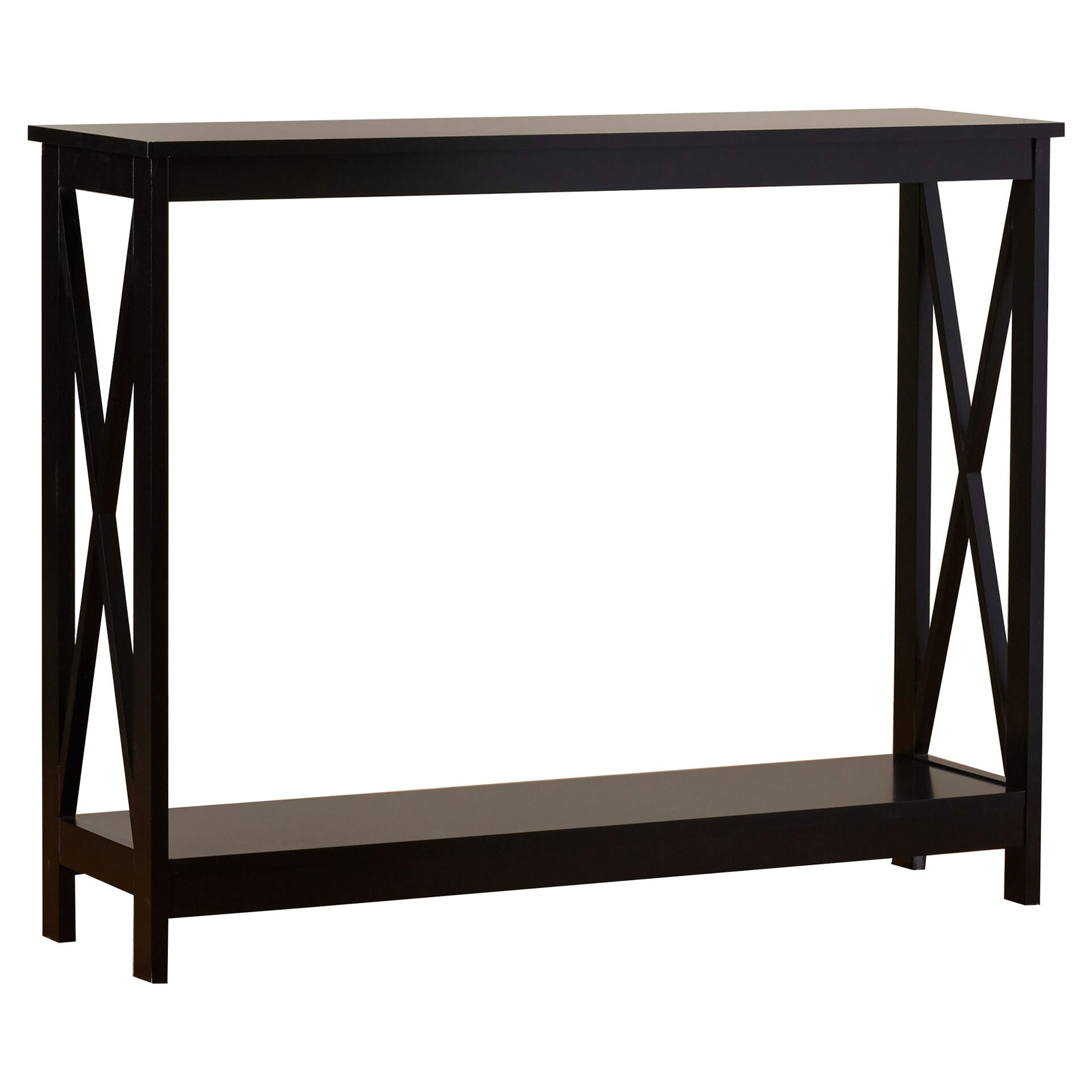 Breakwater bay washington console table reviews wayfair