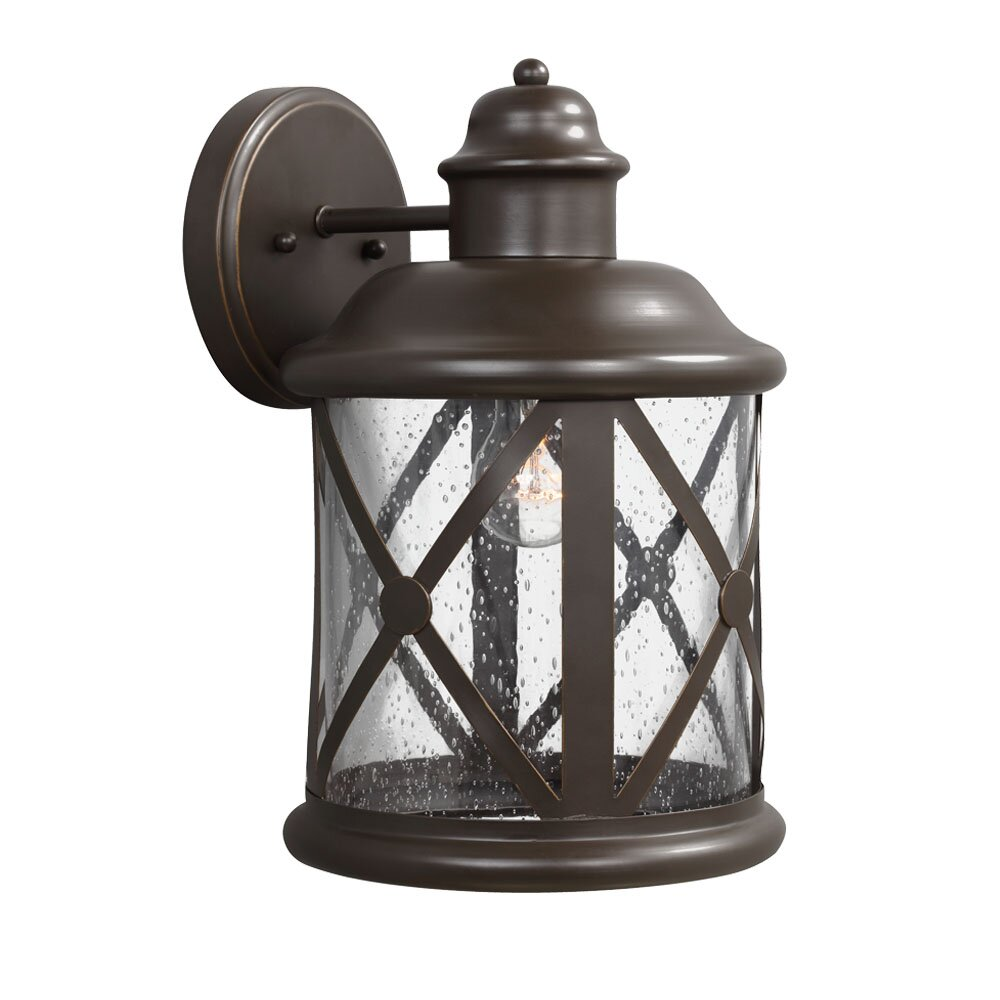 Wall Lantern External : Breakwater Bay Falmouth 1 Light Outdoor Wall Lantern & Reviews Wayfair