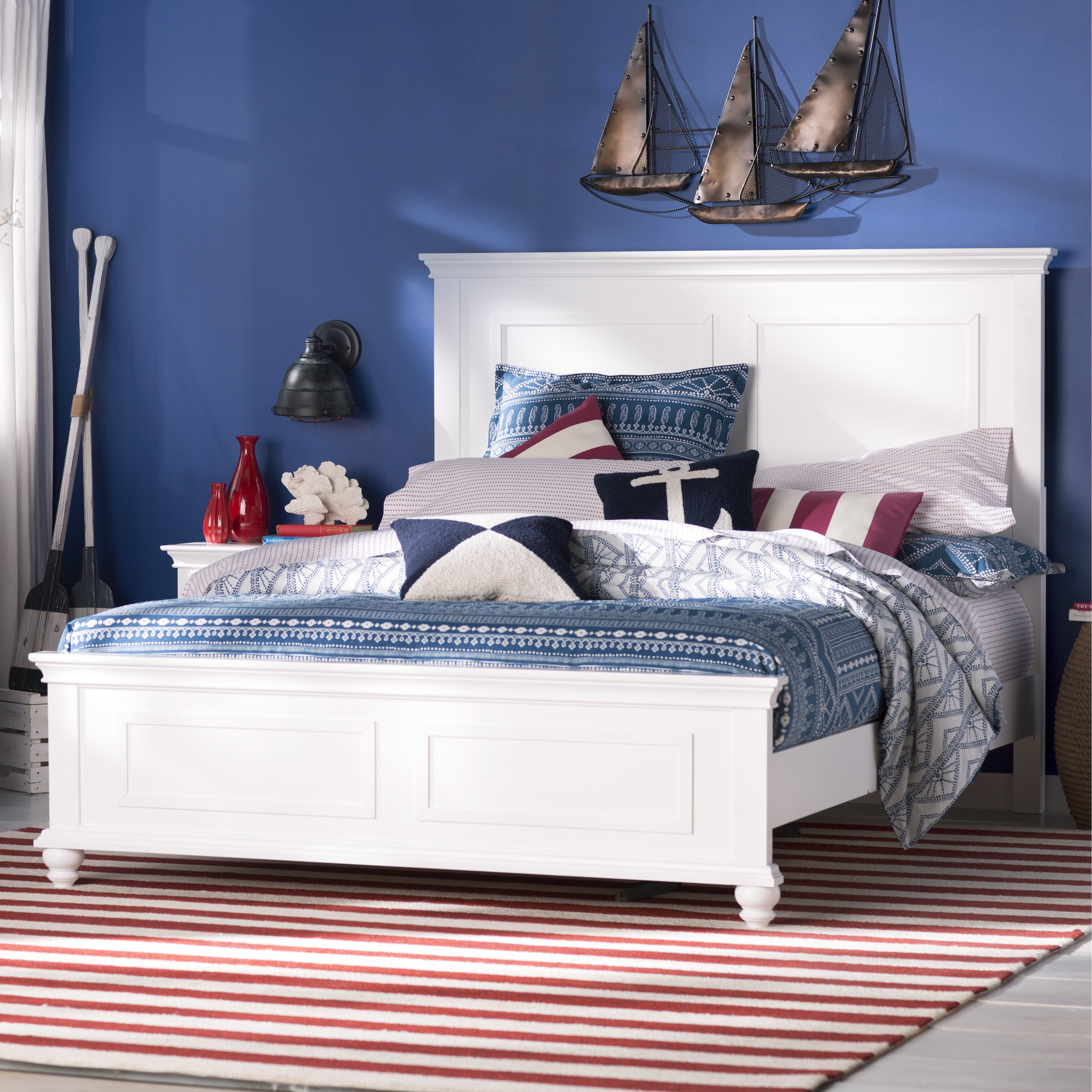 Breakwater Bay Corinth Panel Customizable Bedroom Set By