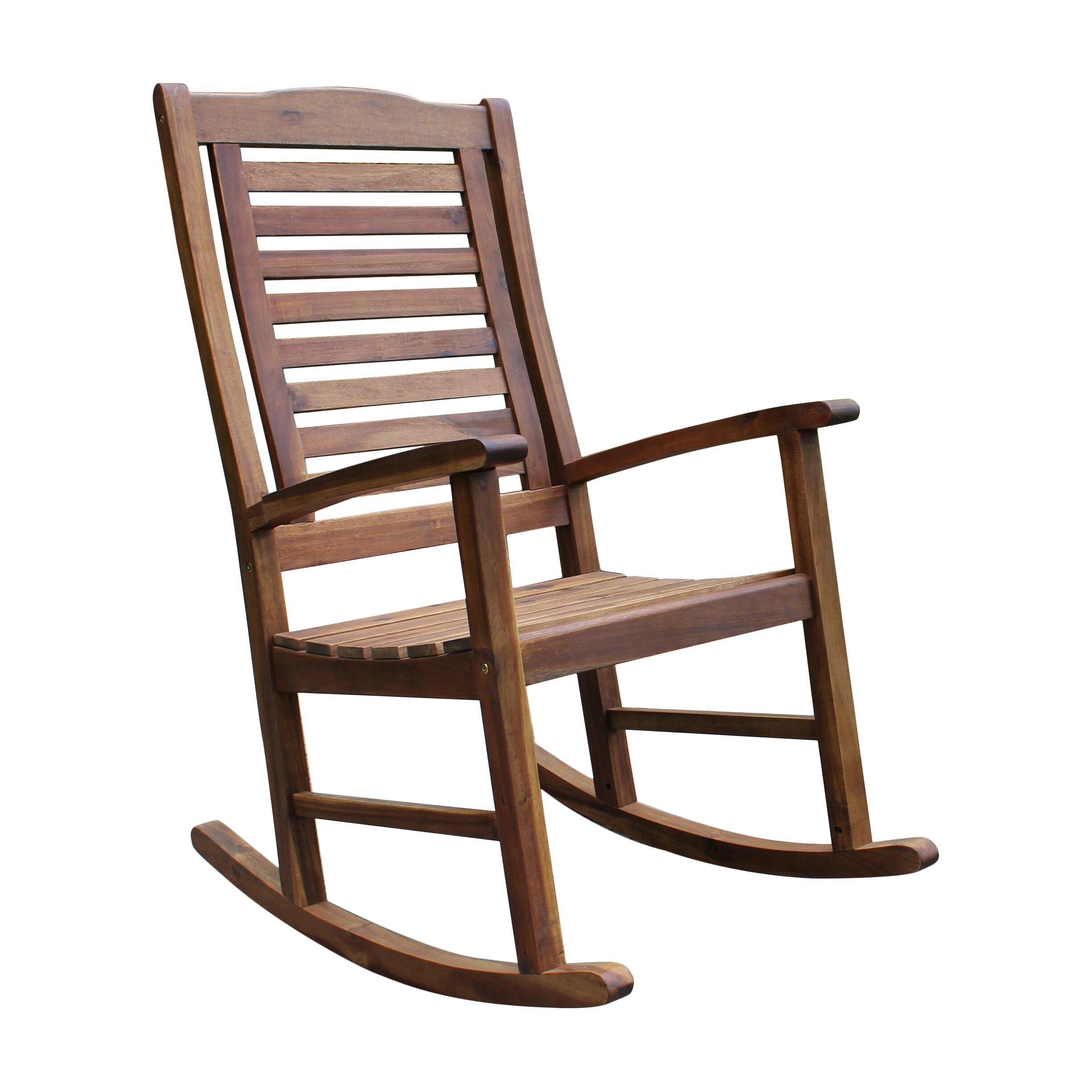 Breakwater bay sandy point contemporary outdoor rocking for Rocking chair
