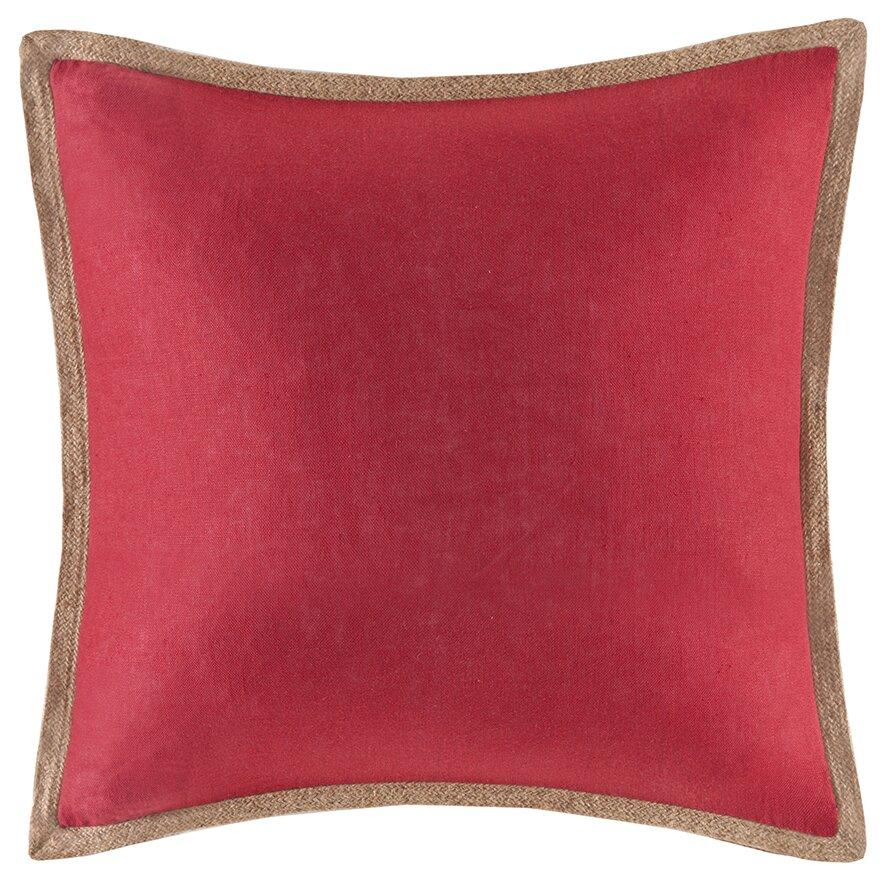 Breakwater Bay Spencer Linen Throw Pillow Reviews Wayfair