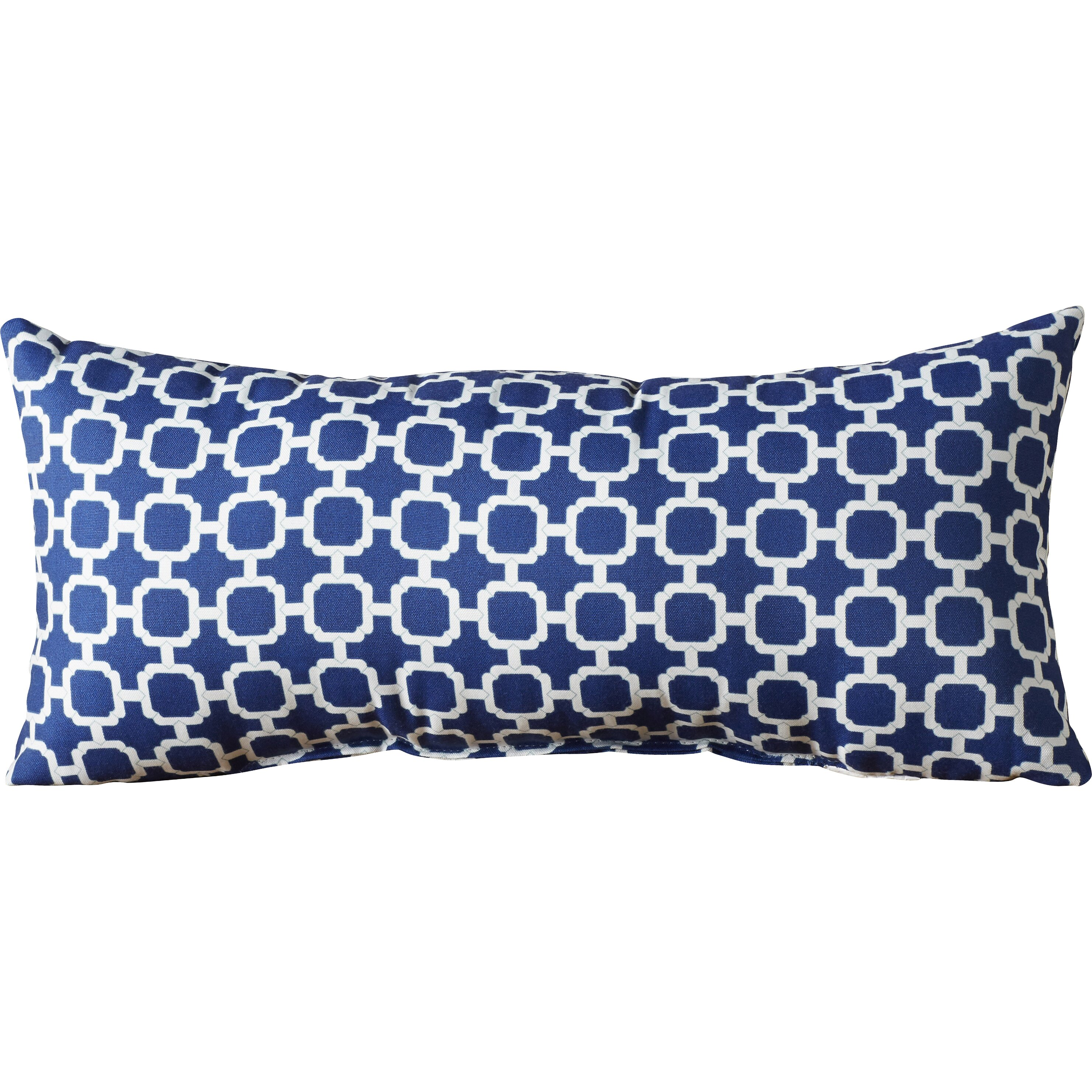 Decorative Outdoor Lumbar Pillows : Breakwater Bay Hallsboro Indoor/Outdoor Lumbar Pillow Wayfair