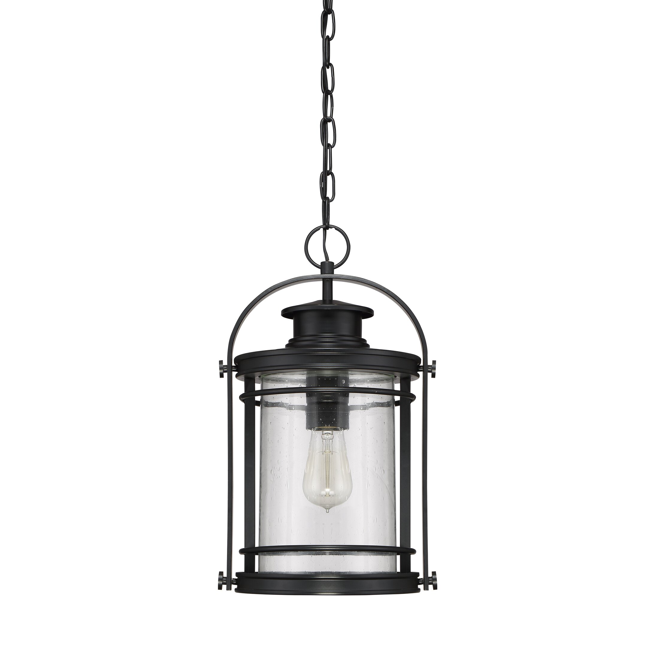Wayfair Outdoor Hanging Lights: Breakwater Bay Ashton 1 Light Outdoor Hanging Lantern