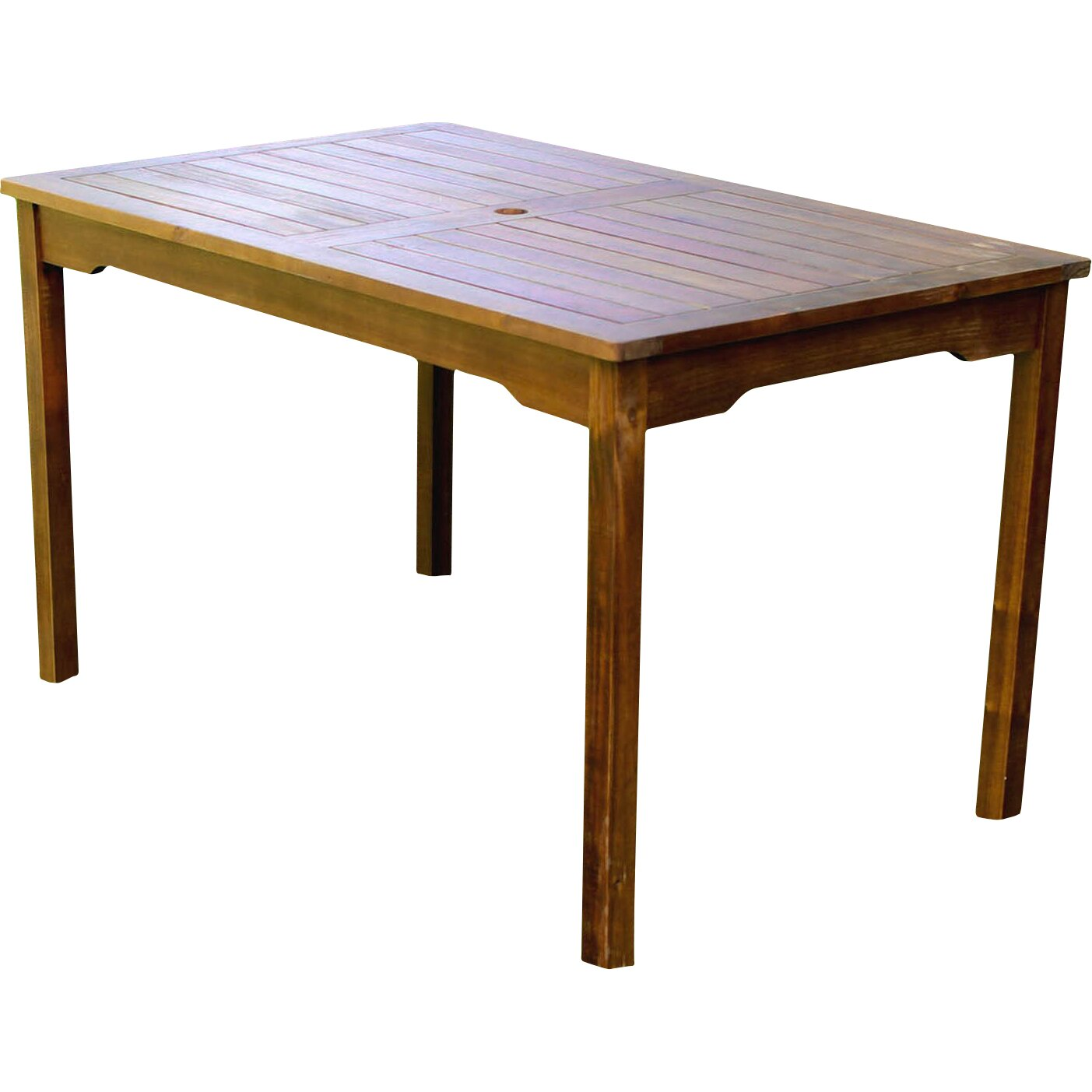 Breakwater Bay Sandy Point Dining Table BRWT