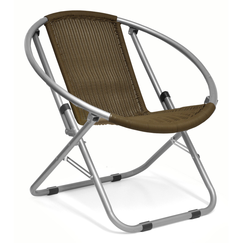 Urban Shop Wicker Saucer Chair Amp Reviews Wayfair