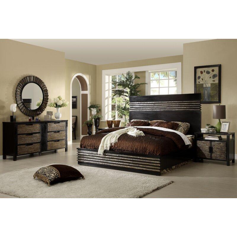 Easternlegends Transitions Platform Customizable Bedroom Set Wayfair