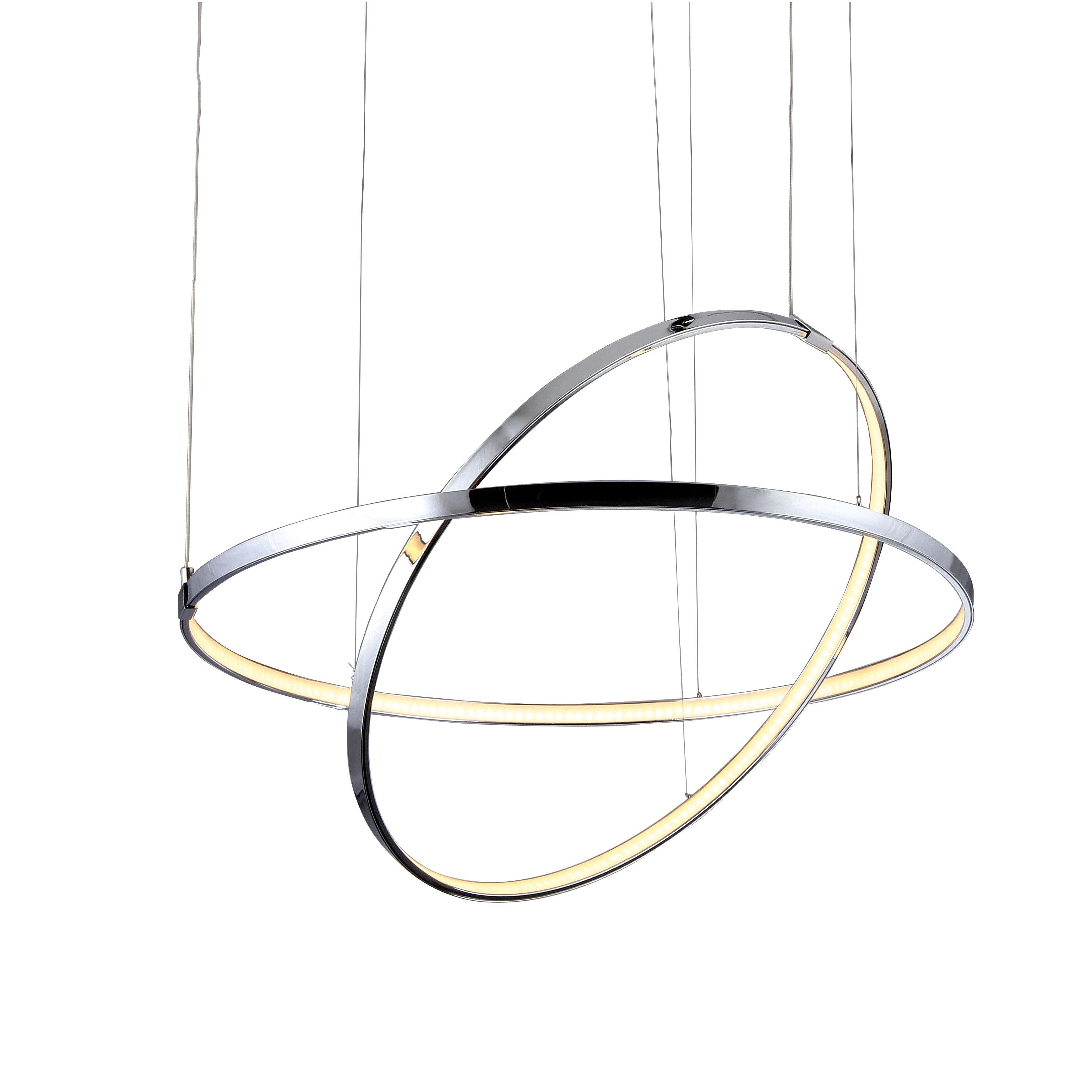 ledlam pendelleuchte 2 flammig omega. Black Bedroom Furniture Sets. Home Design Ideas