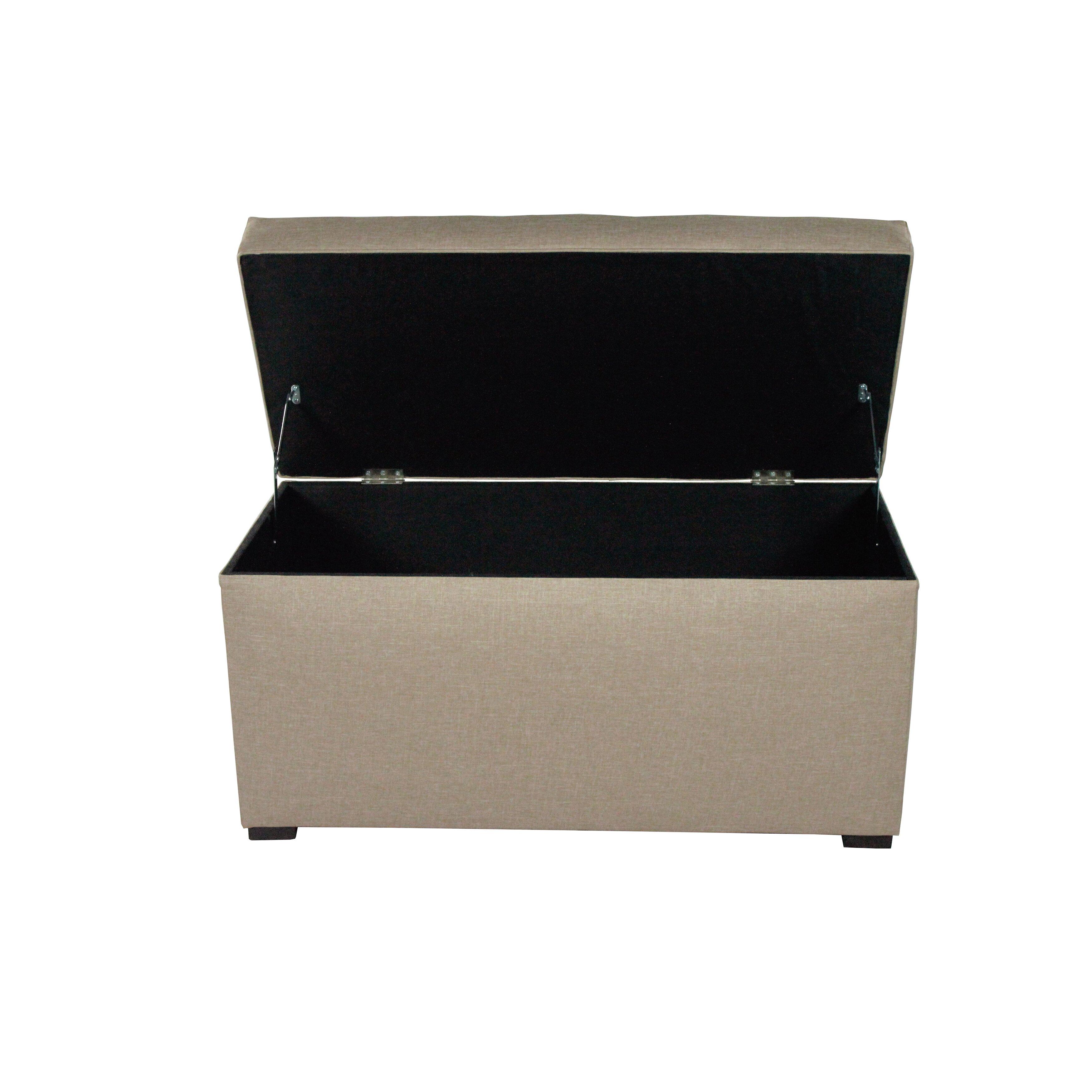 mjlfurniture sachi legged box storage ottoman wayfair