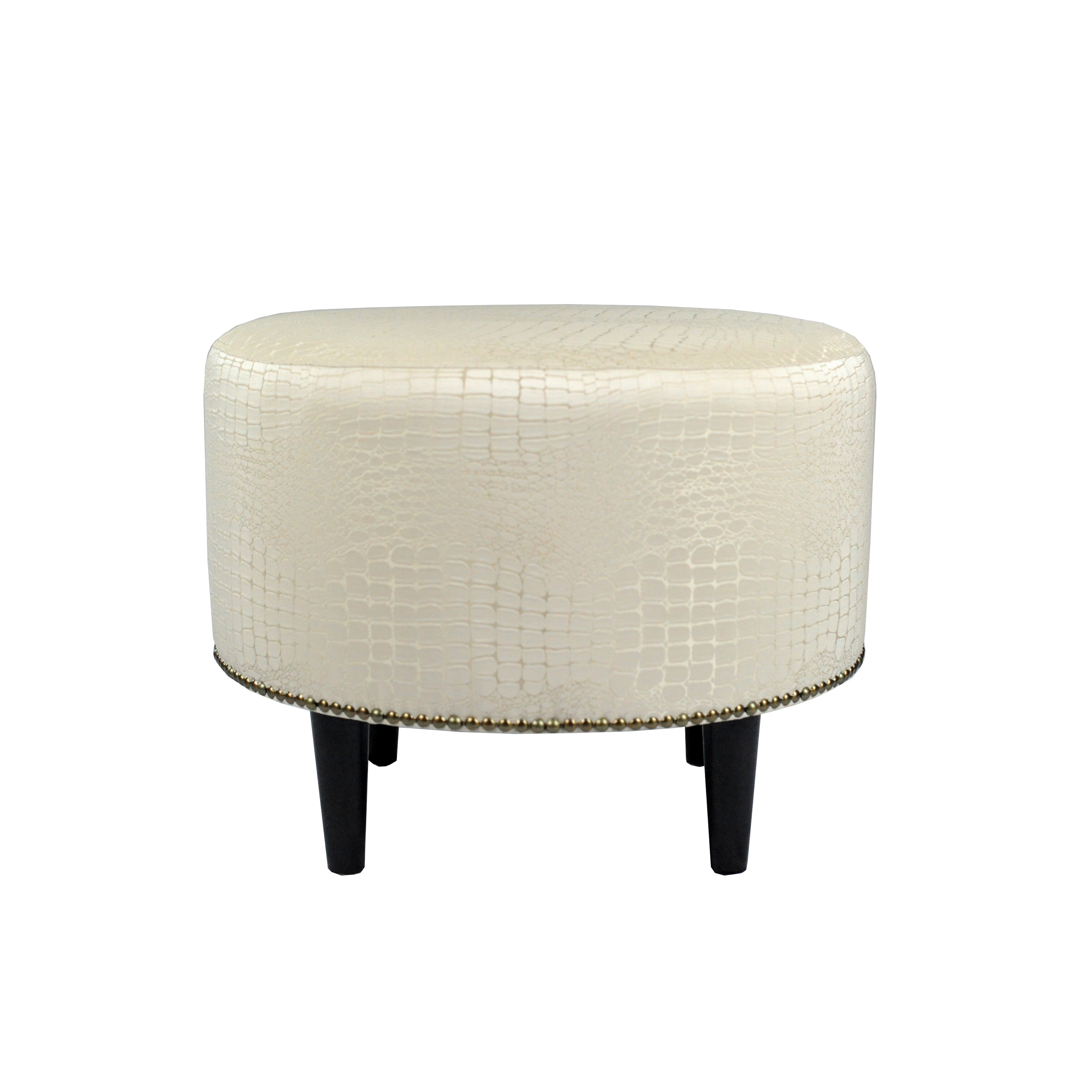 mjlfurniture tillie upholstered ottoman reviews wayfair ca