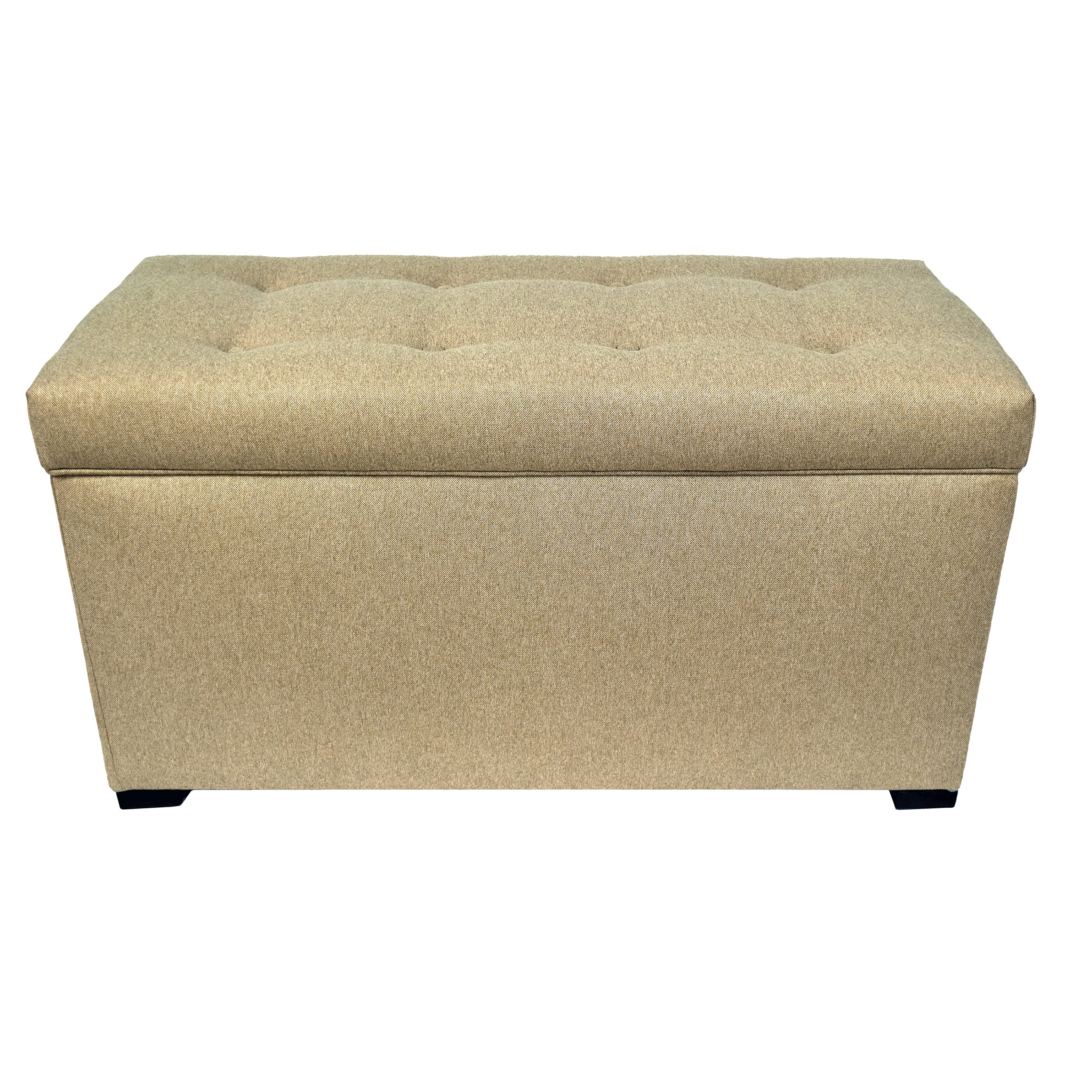 mjl furniture allure upholstered storage bedroom bench allure furniture