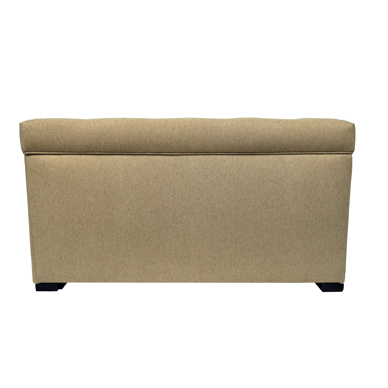 Mjlfurniture allure upholstered storage bedroom bench - Bedroom storage bench upholstered ...