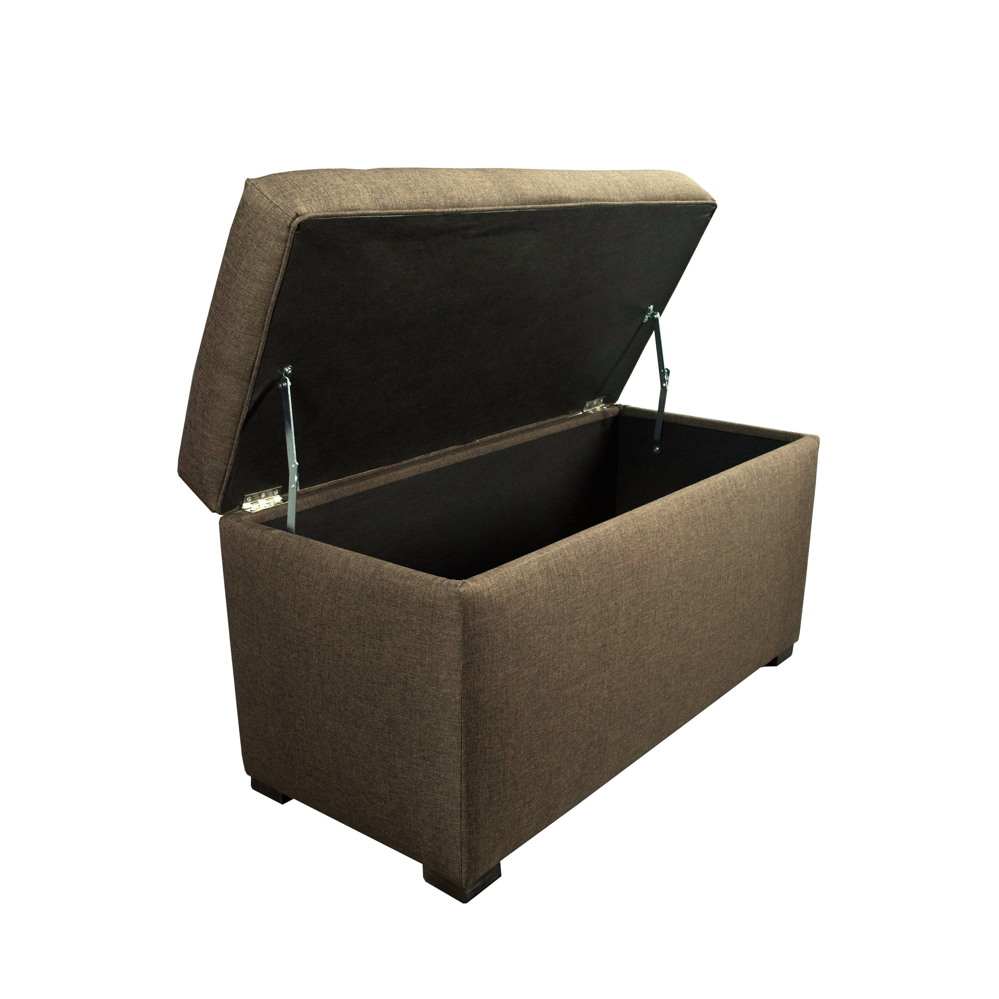 Mjlfurniture Angela Sand Storage Trunk Bench Reviews Wayfair