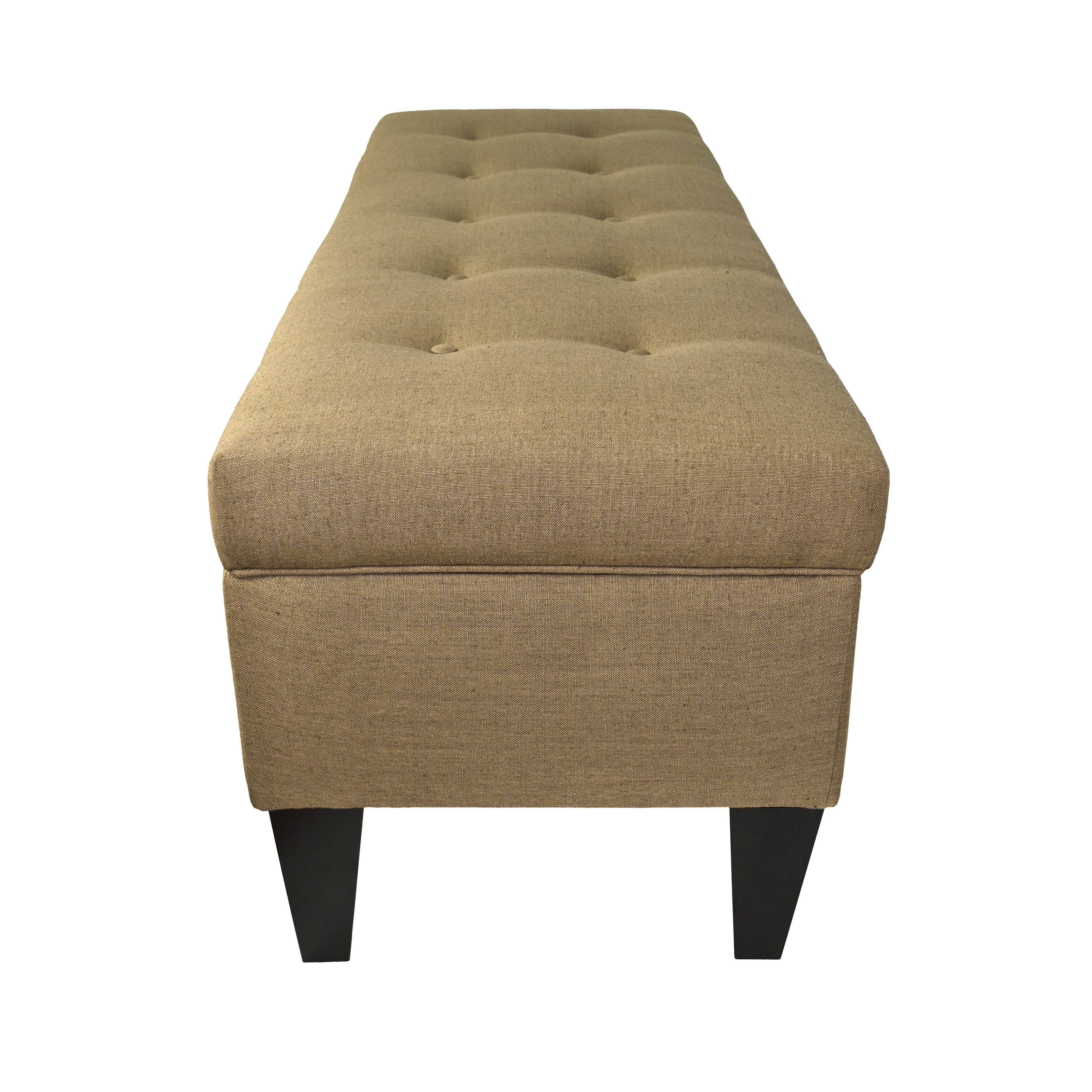 MJLFurniture Allure Wood Storage Bedroom Bench Wayfair. Full resolution  image, nominally Width 3400 Height 3400 pixels, image with #8E723D.
