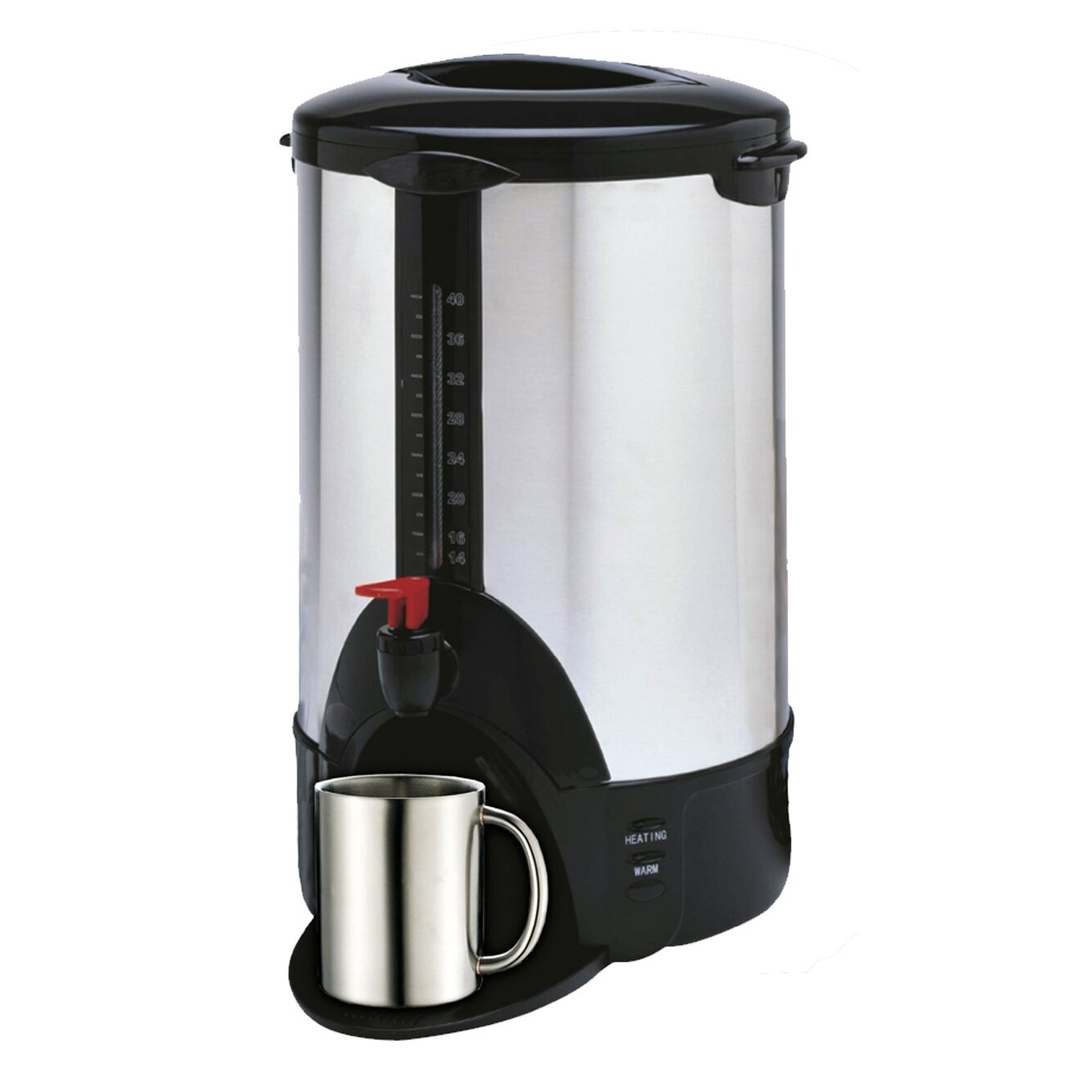Electric Percolator Coffee Maker Reviews : Cookinex Kung Fu