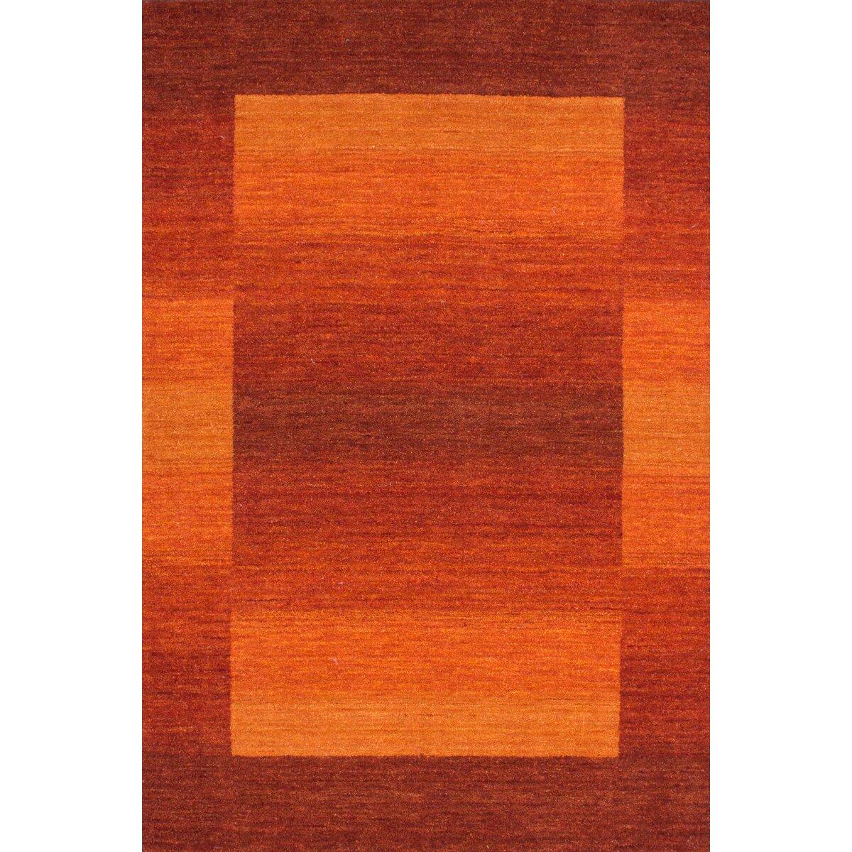 lalee handgefertigter teppich new zealand wellington in orange reviews. Black Bedroom Furniture Sets. Home Design Ideas