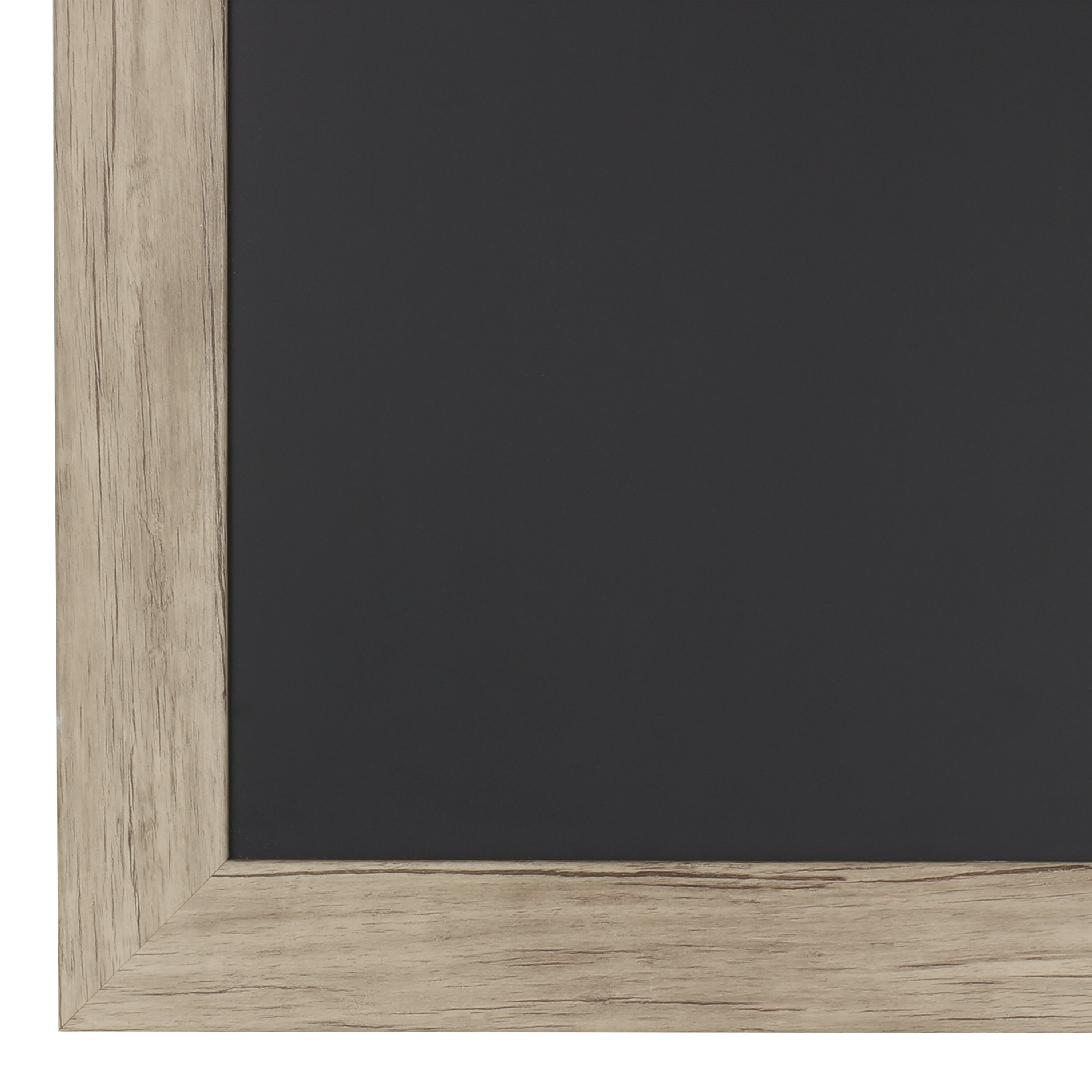 Uniek beatrice magnetic wall mounted chalkboard 18 x 27 for 18 x 27 window