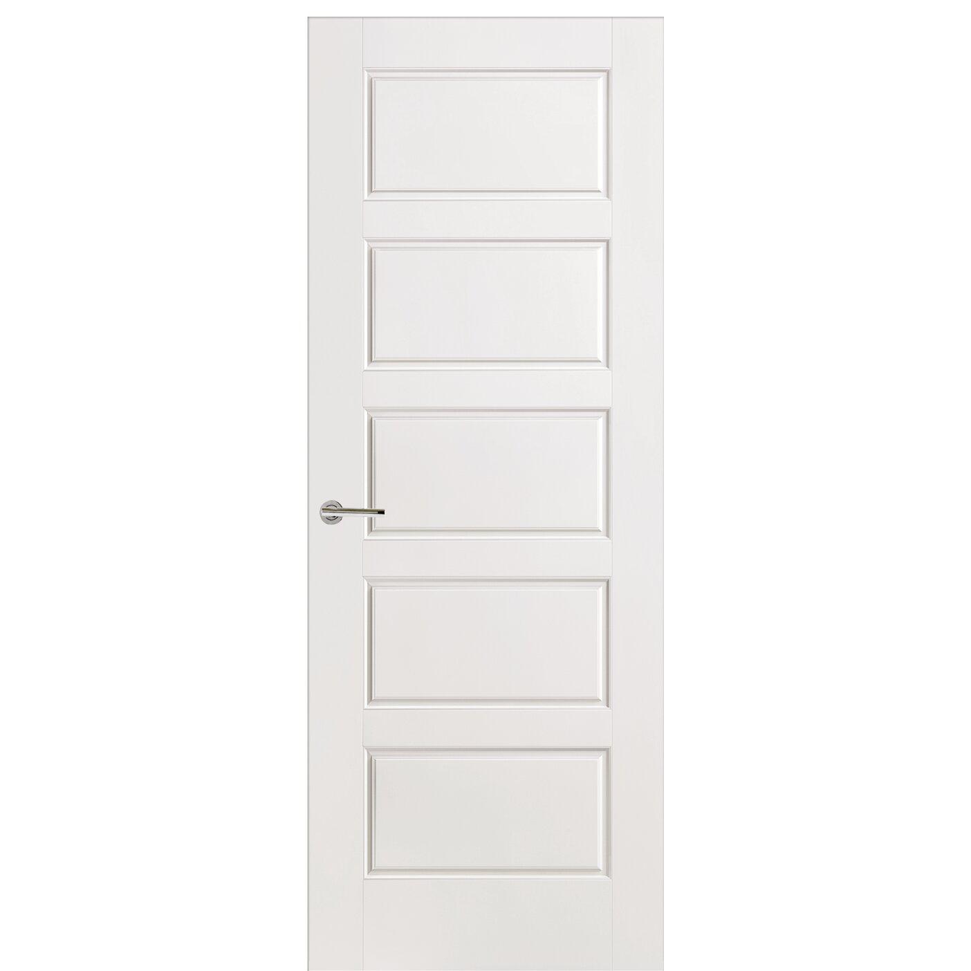 premdor 5 panel white smooth internal door reviews. Black Bedroom Furniture Sets. Home Design Ideas
